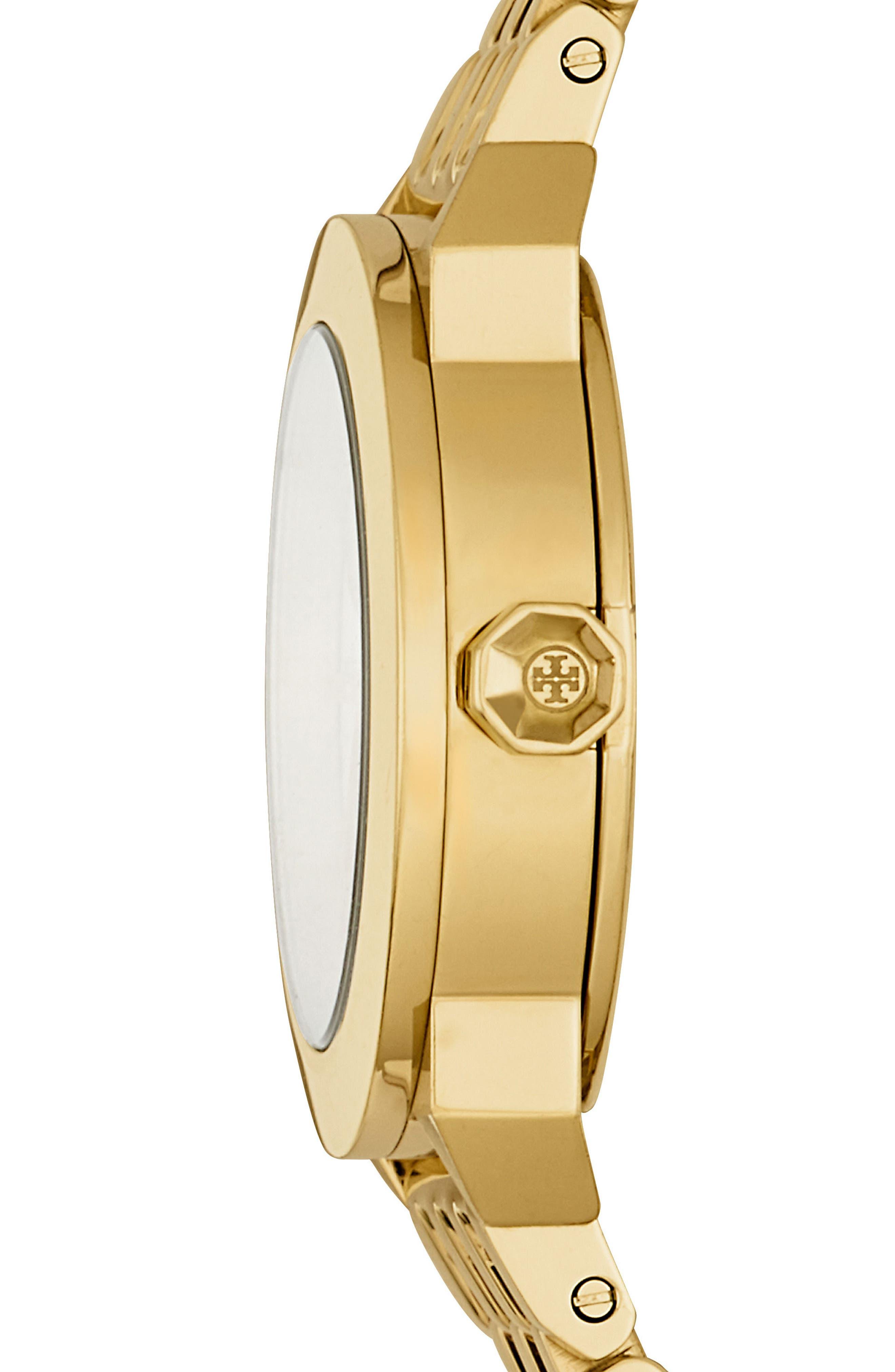 Alternate Image 2  - Tory Burch Whitney Bracelet Watch, 28mm