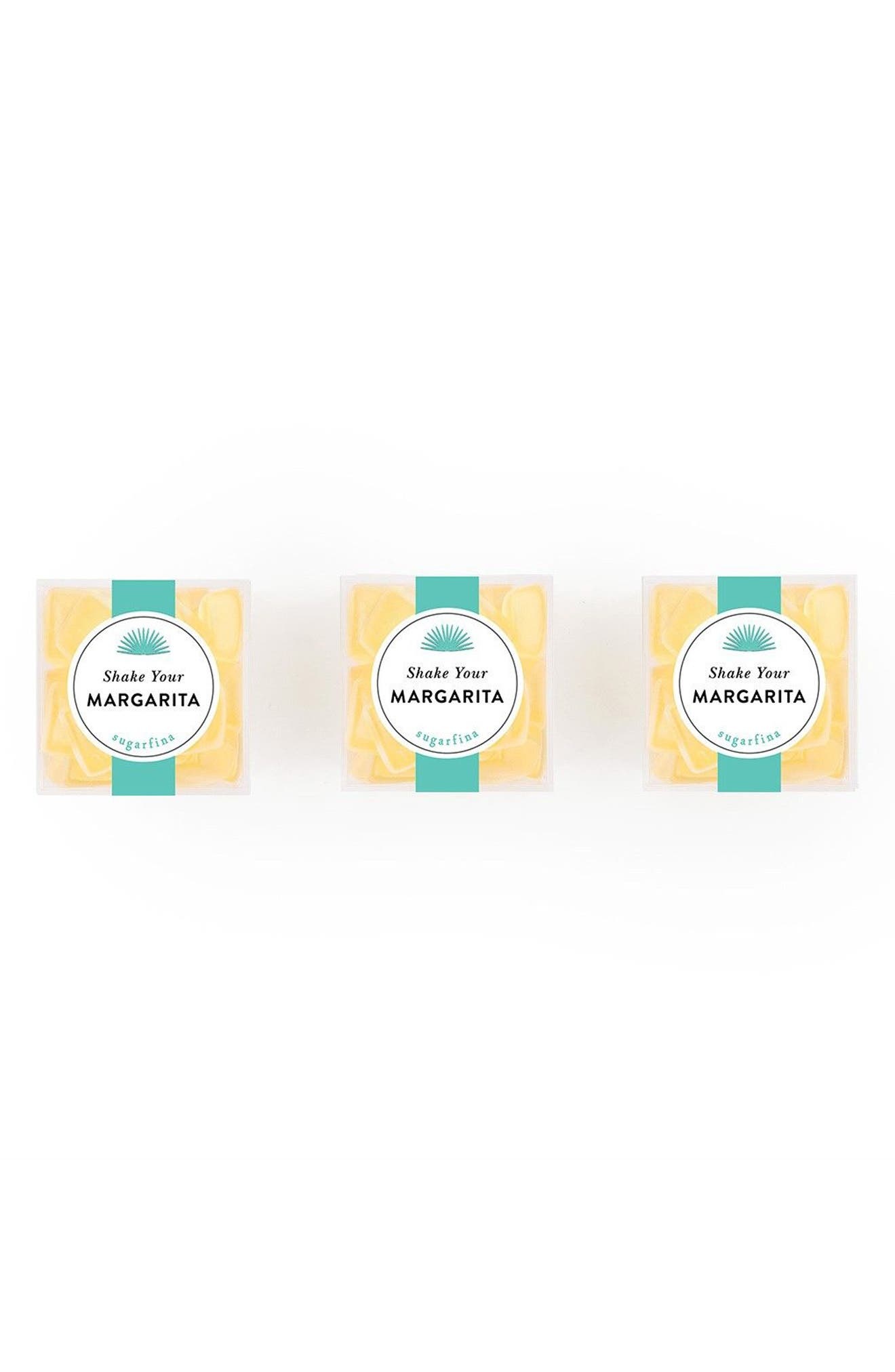 Alternate Image 1 Selected - sugarfina Casamigos - Shake Your Margarita Tequila Gummy Gift Set