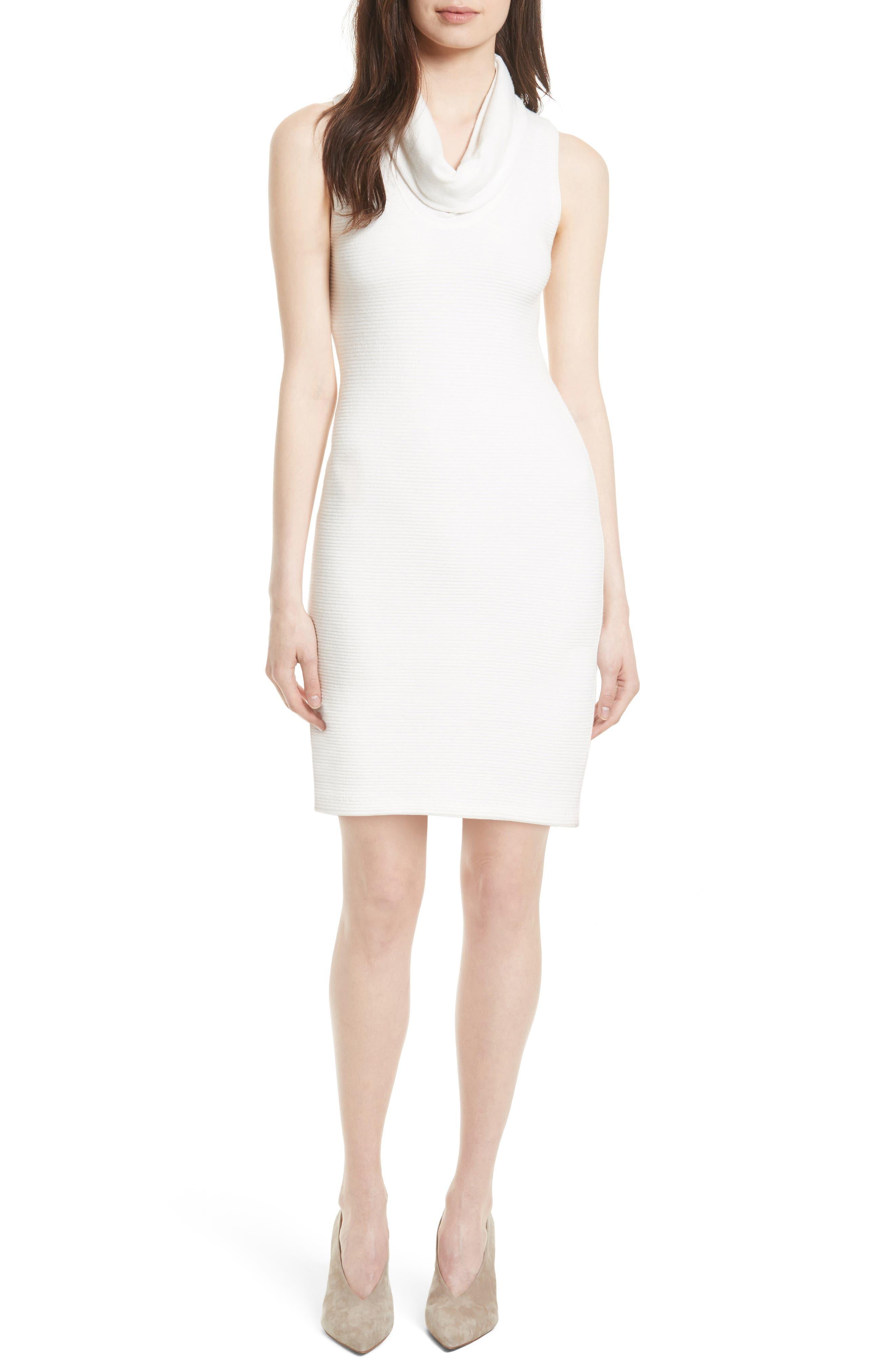 Alice + Olivia Knit Sheath Dress