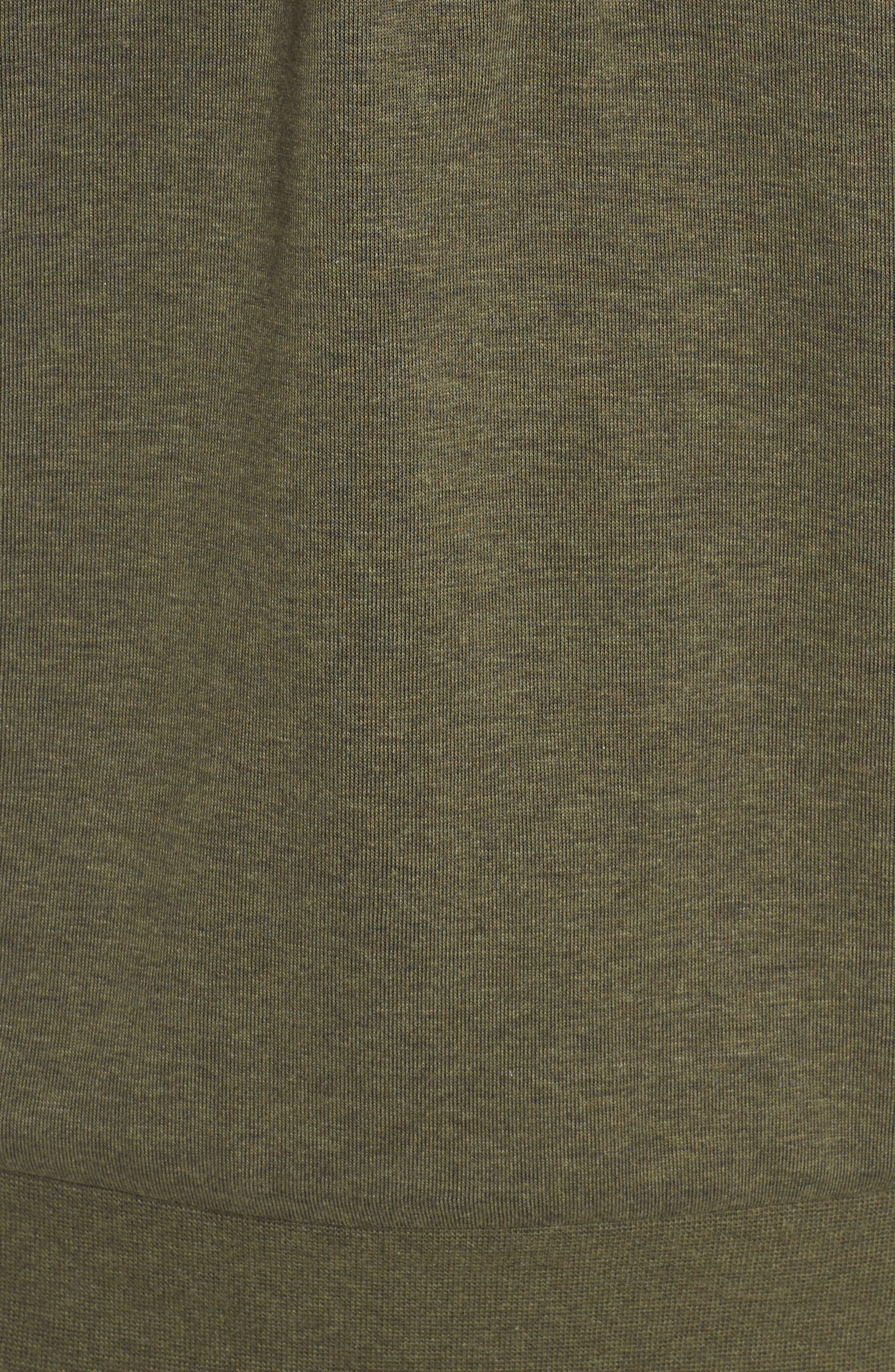 Alternate Image 5  - PUMA Yogini Lace-Up Hoodie