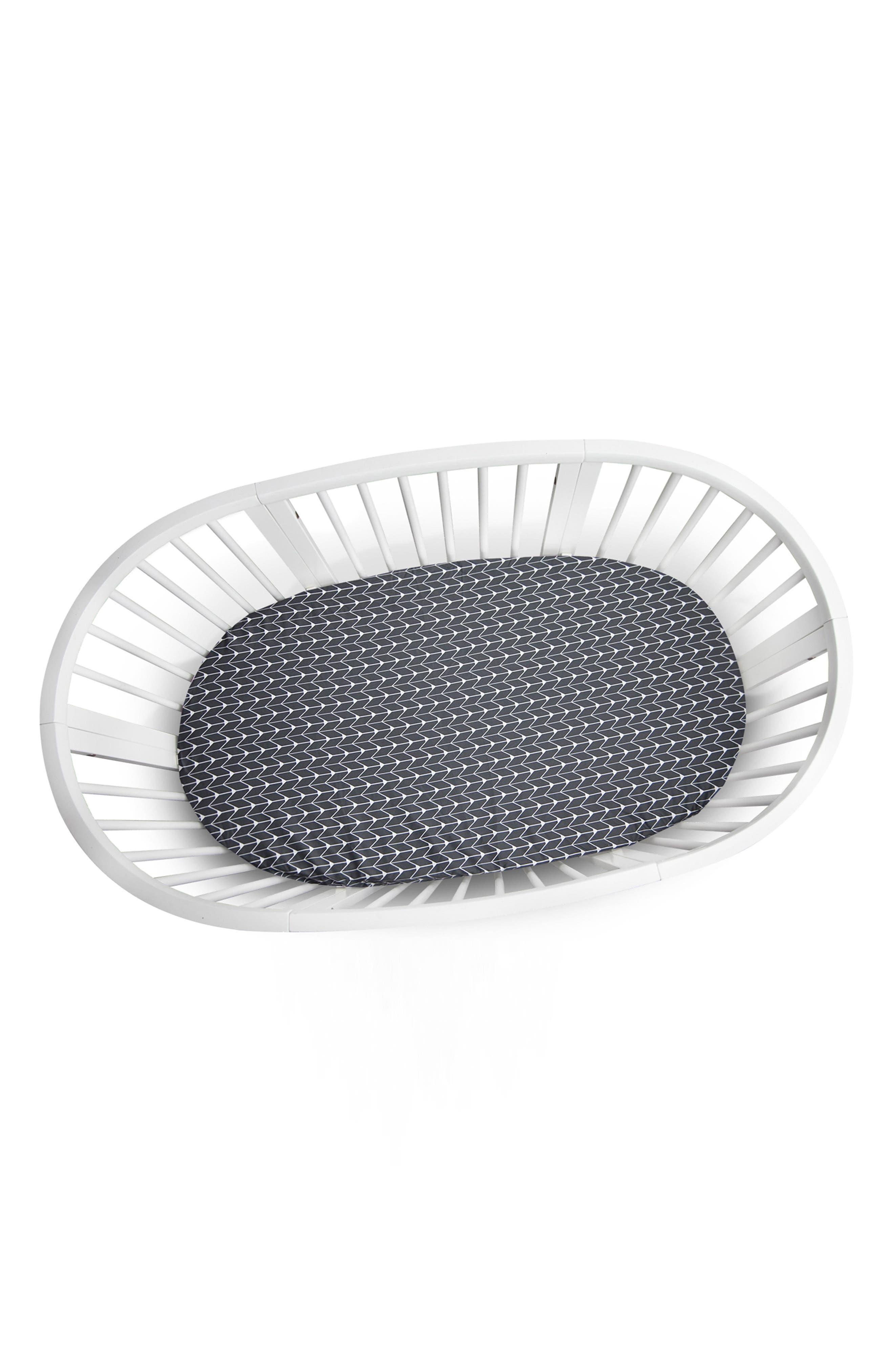 Alternate Image 4  - Oilo 300 Thread Count Crib Sheet for Stokke Sleepi Crib