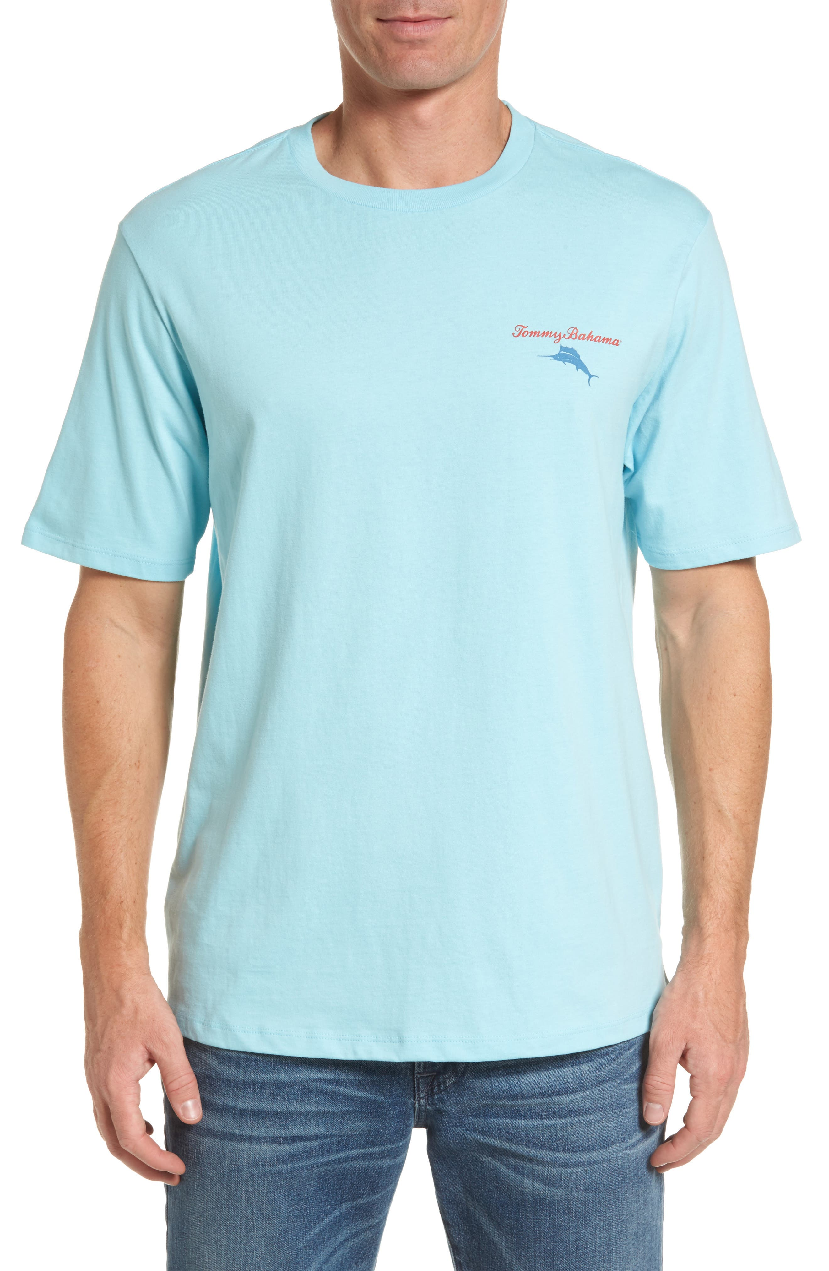 Mr. Ice Guy Graphic T-Shirt,                             Alternate thumbnail 2, color,                             Graceful Sea