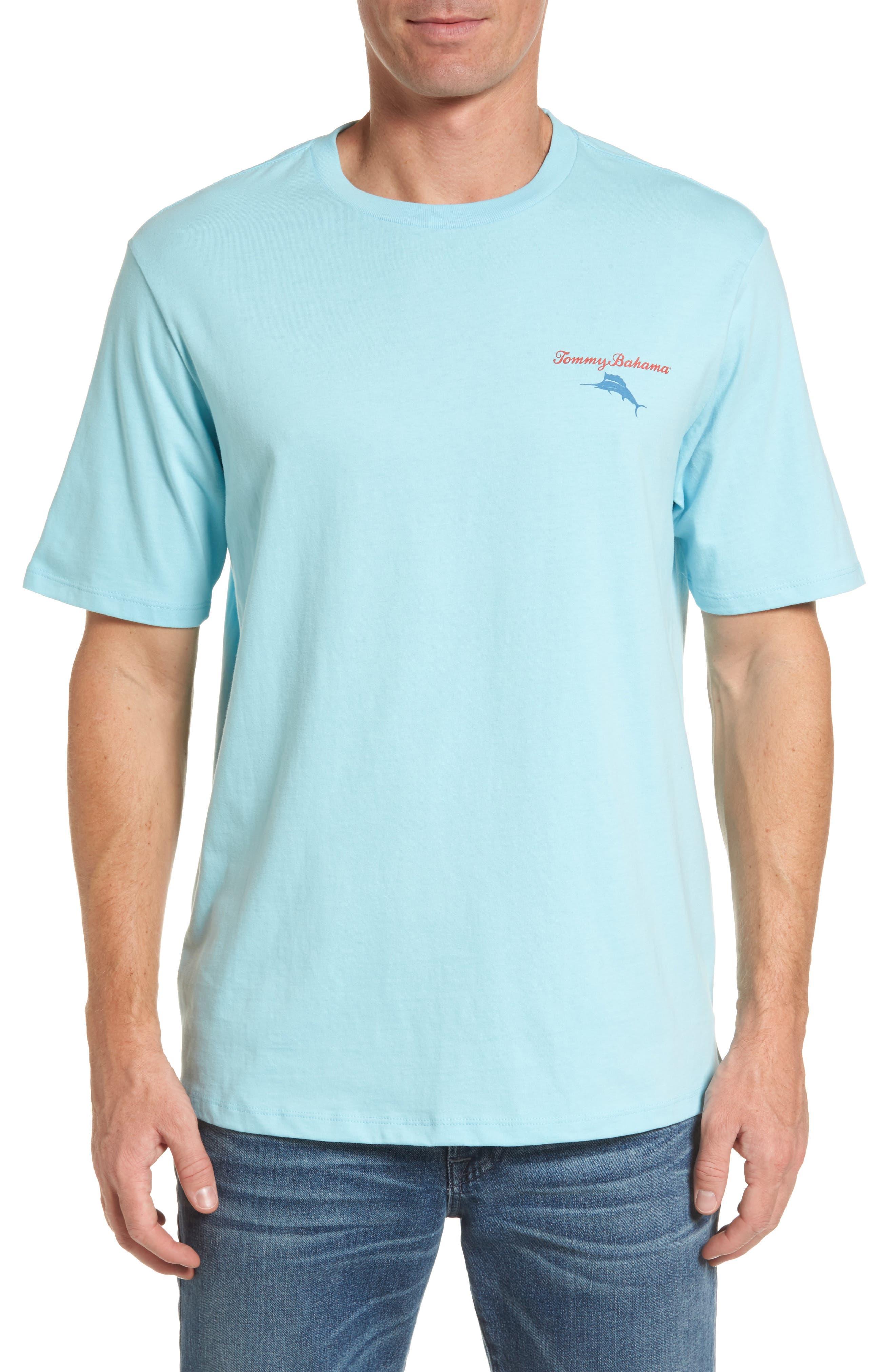 Alternate Image 2  - Tommy Bahama Mr. Ice Guy Graphic T-Shirt