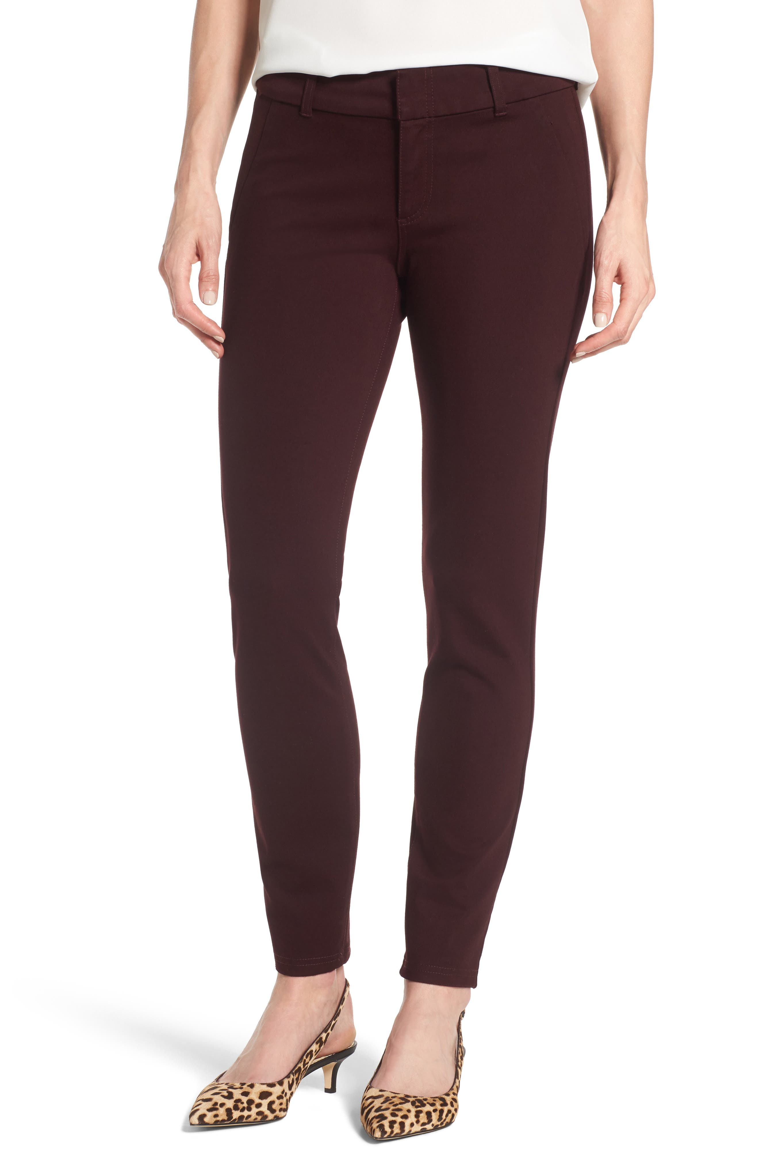 KUT from the Kloth Mia Ankle Skinny Pants