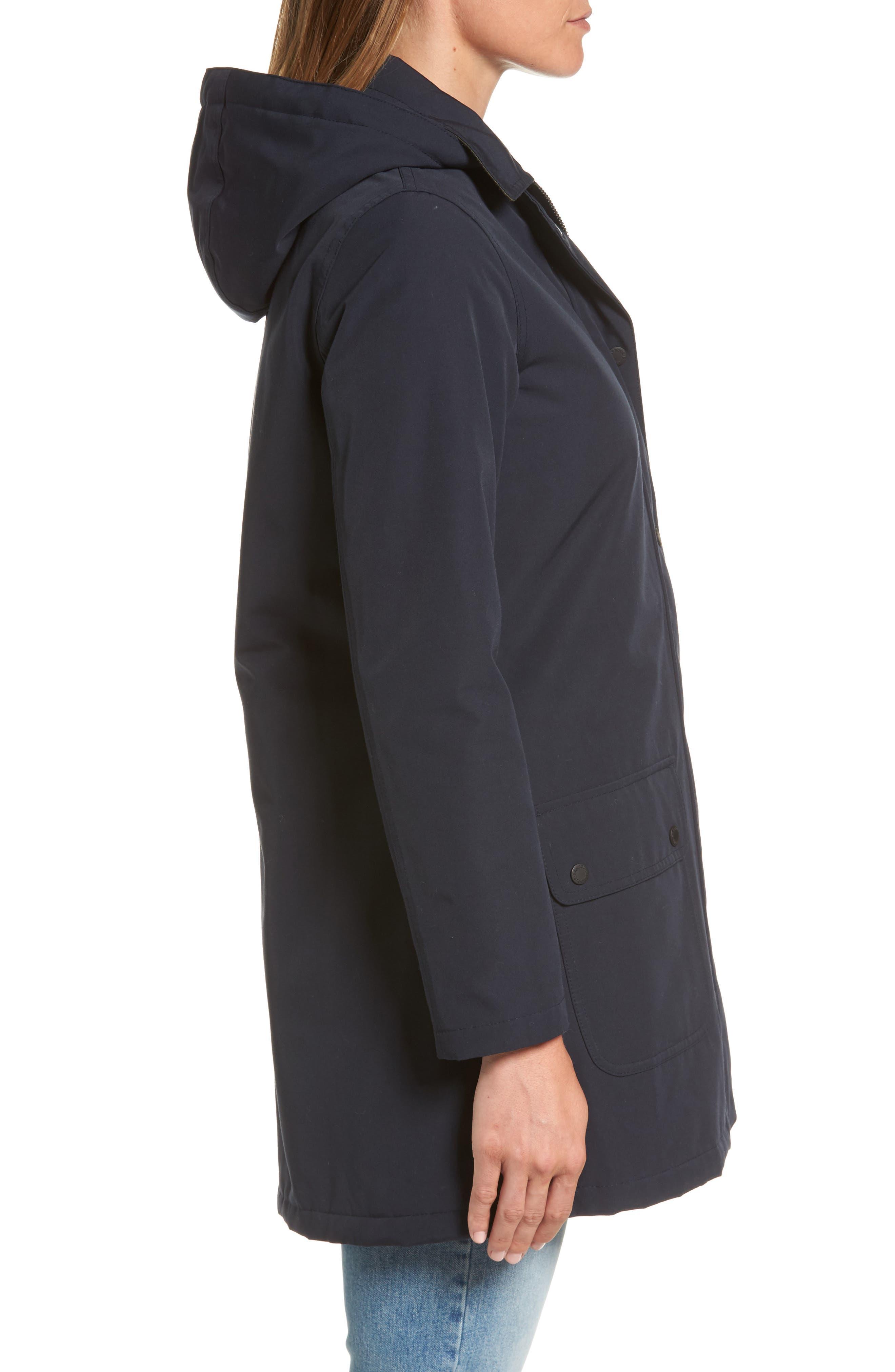 Alternate Image 3  - Barbour Cirro Waterproof Hooded Jacket