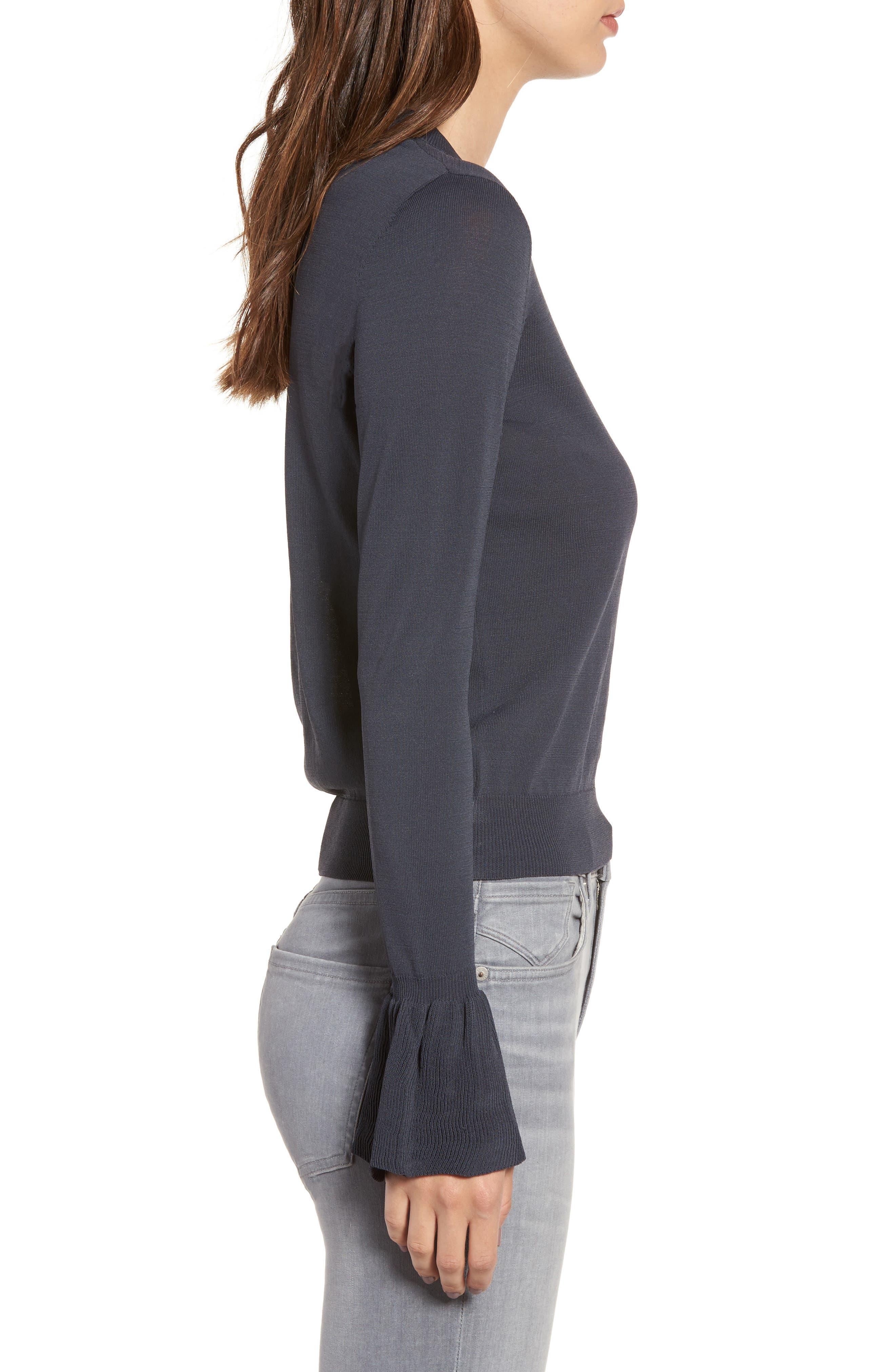 Alternate Image 3  - Leith Flare Cuff Sweater
