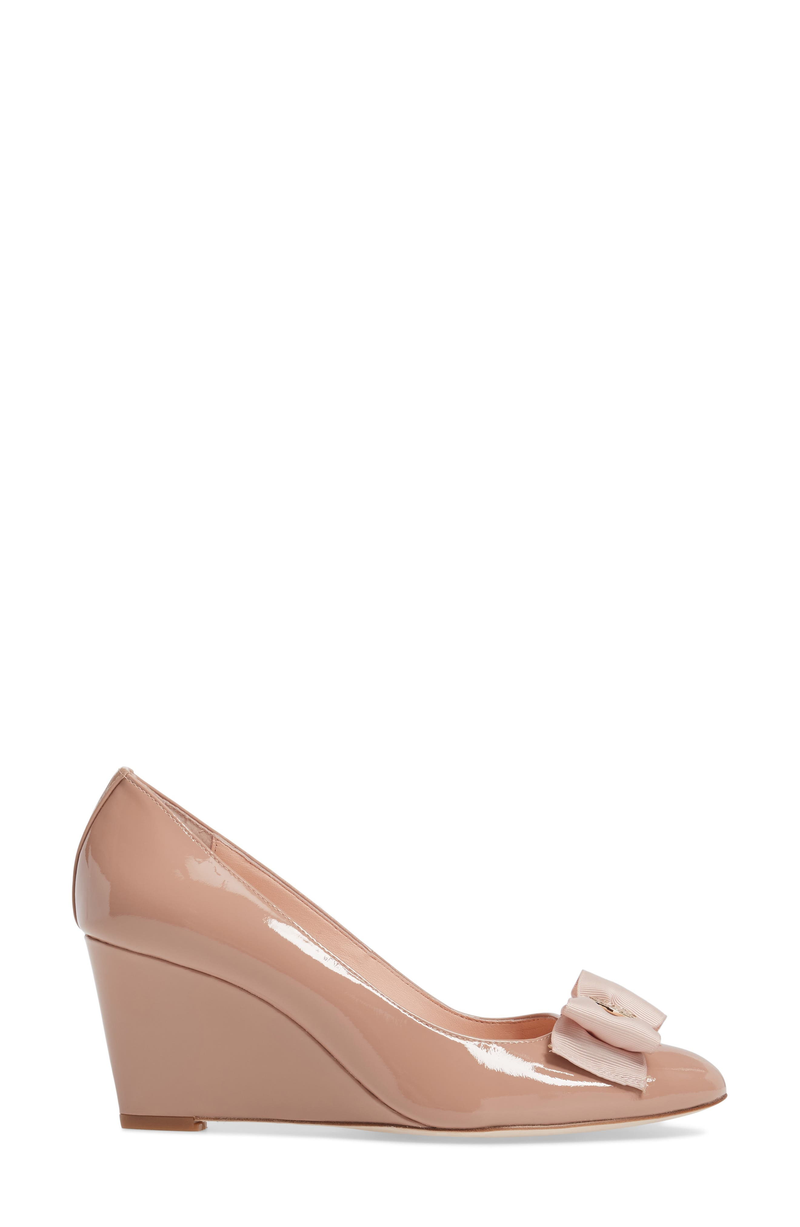Alternate Image 3  - kate spade new york wescott wedge pump (Women)