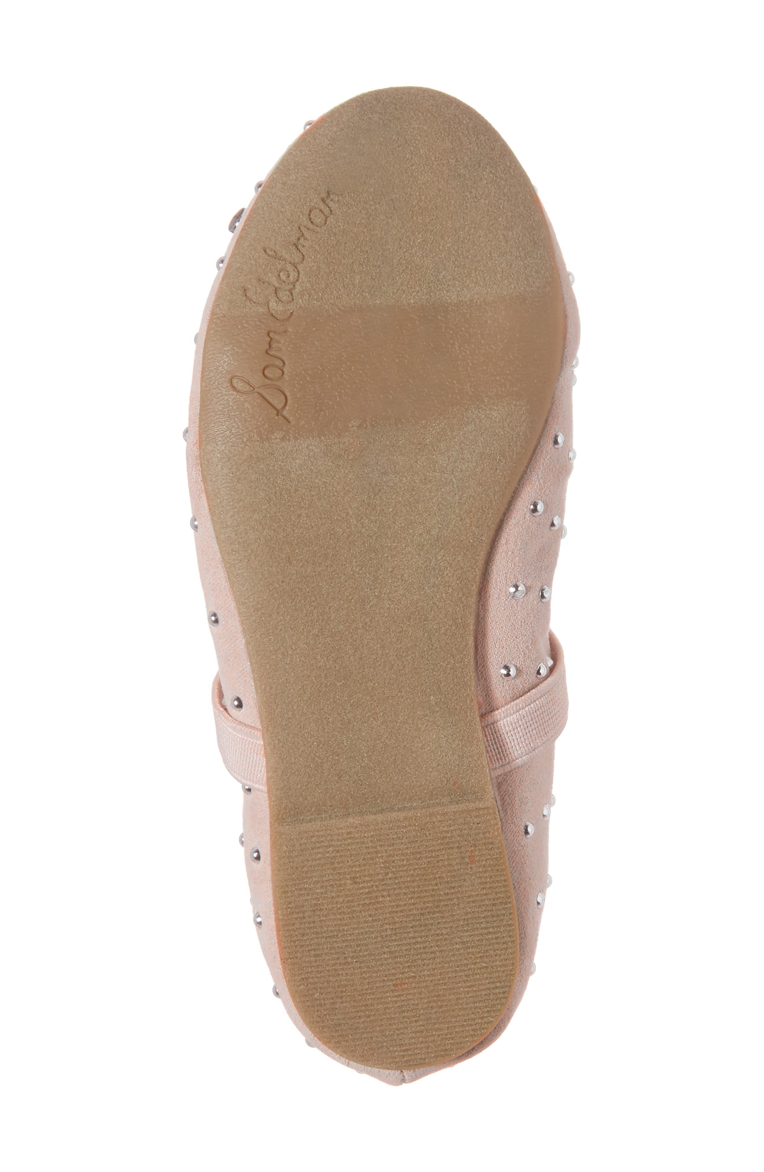 Alternate Image 6  - Sam Edelman Felicia Ballet Flats (Walker & Toddler)