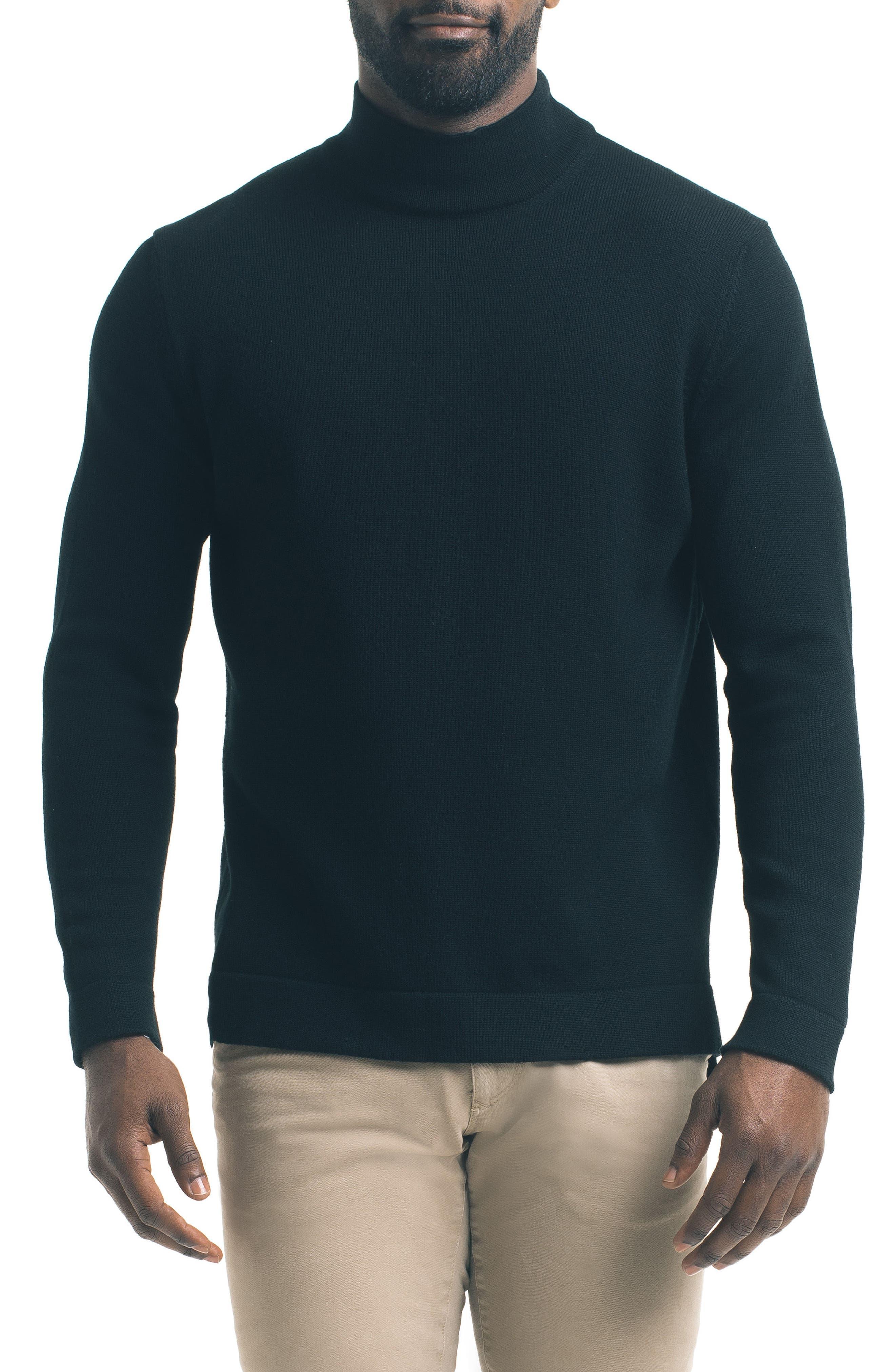 Good Man Brand Slim Modern Wool Sweater