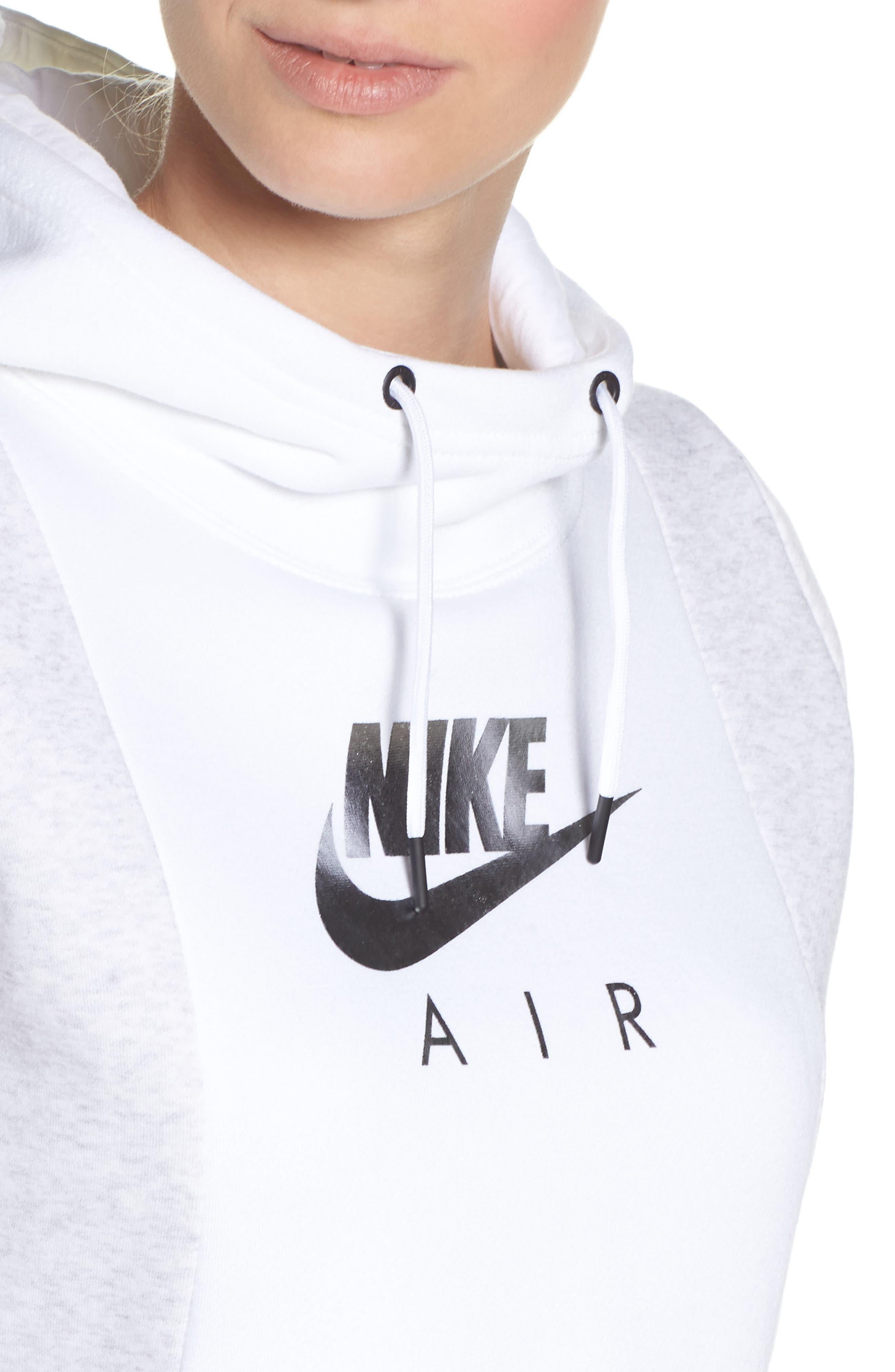 Alternate Image 4  - Nike Air Rally Hoodie