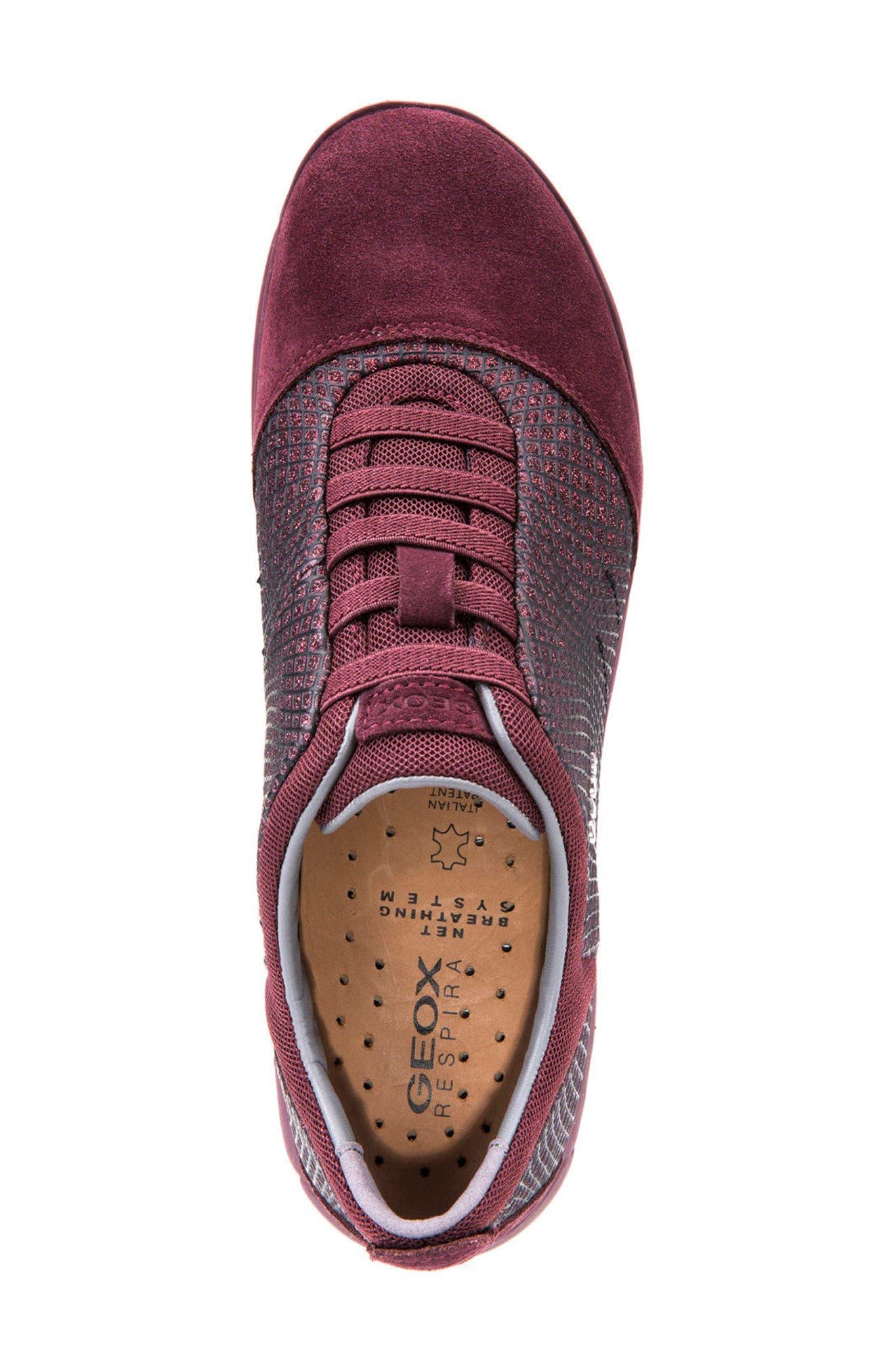 Alternate Image 5  - Geox Nebula Slip-On Sneaker (Women)