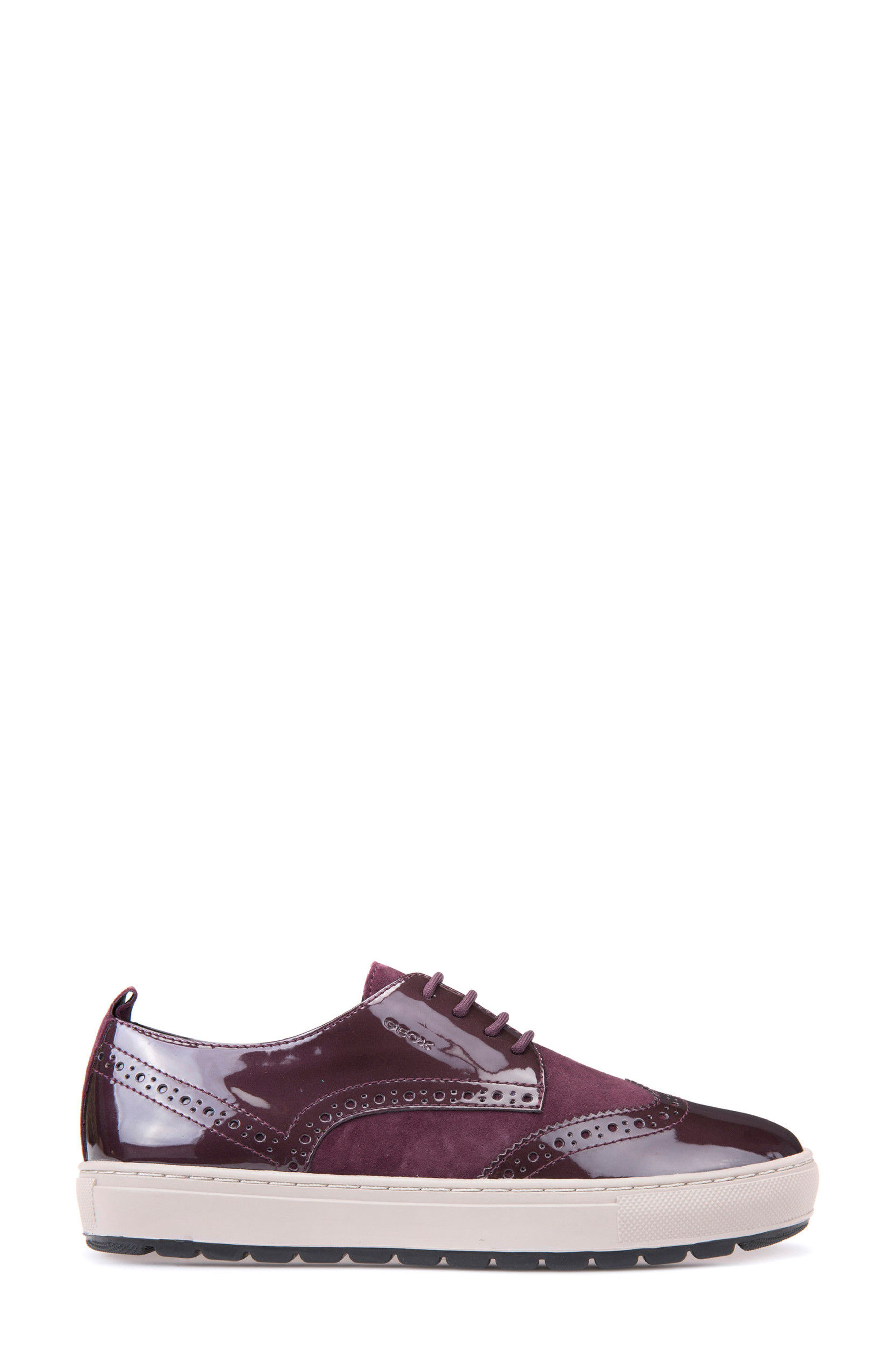 Alternate Image 3  - Geox Breeda Oxford Sneaker (Women)