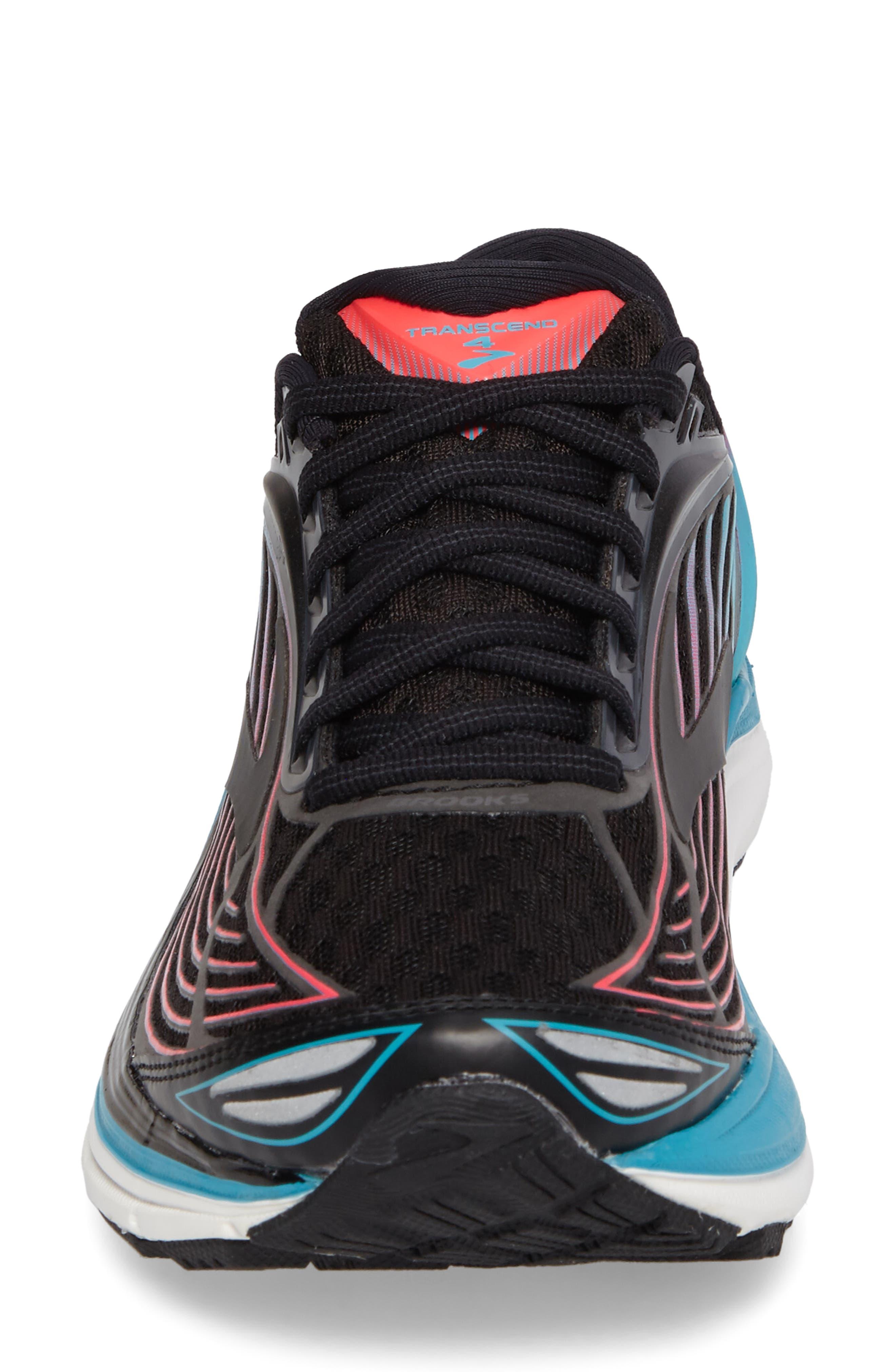 Alternate Image 4  - Brooks Transcend 4 Running Shoe (Women)