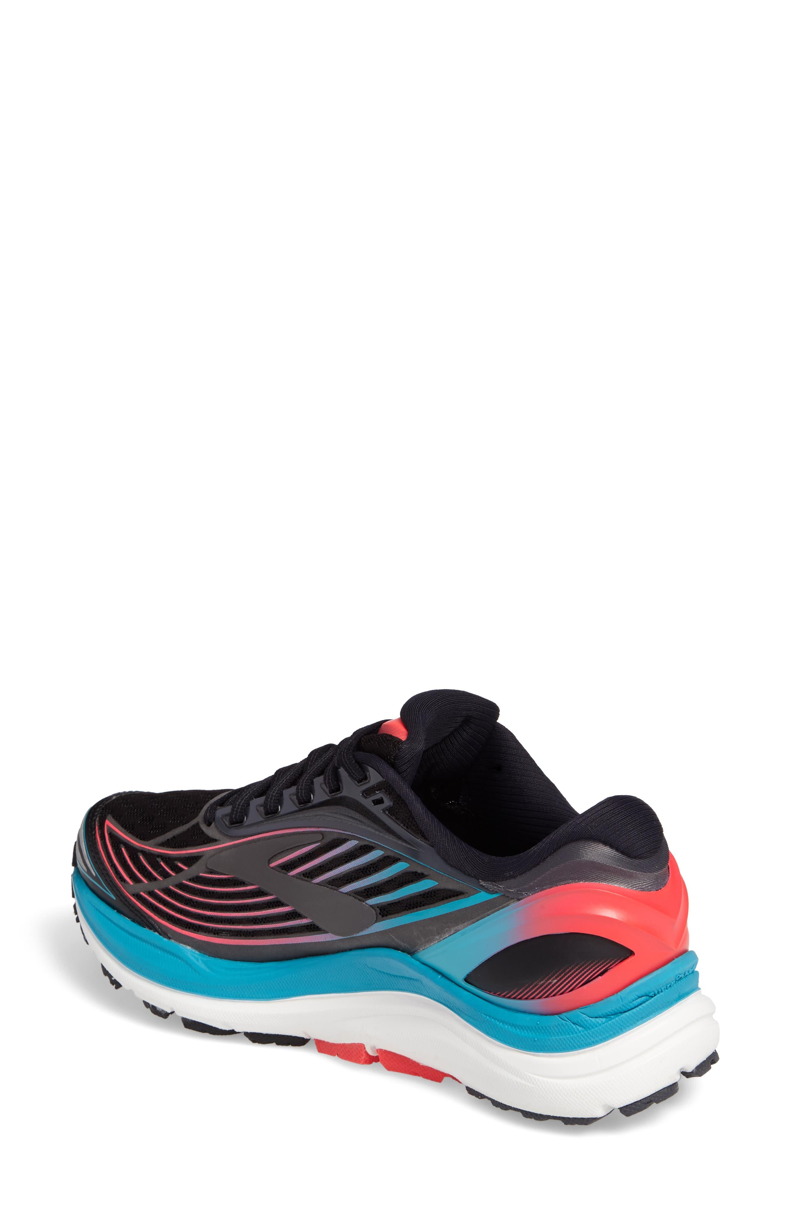 Alternate Image 2  - Brooks Transcend 4 Running Shoe (Women)