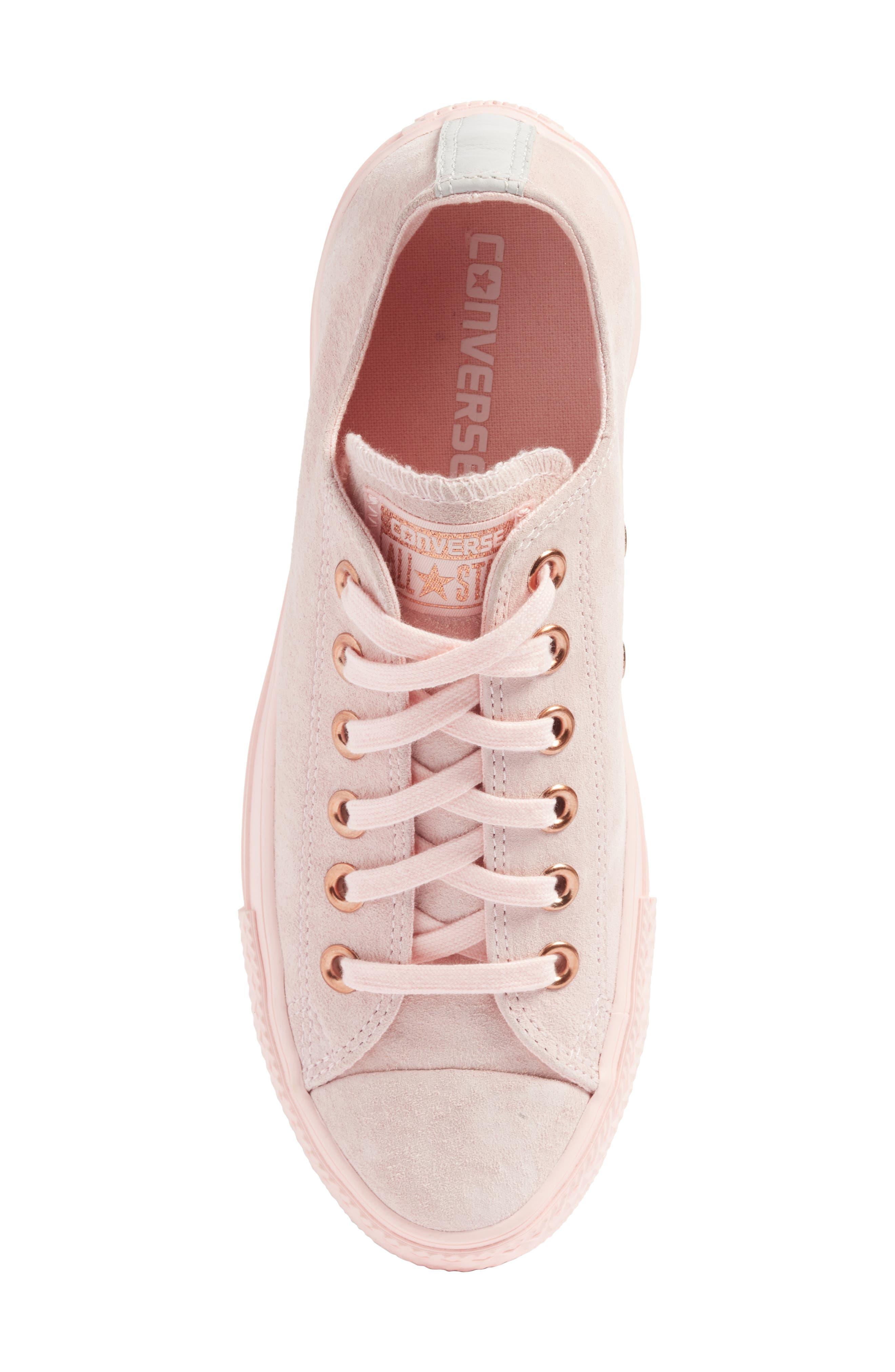 Blossom Sneaker,                             Alternate thumbnail 6, color,                             Vapor Pink