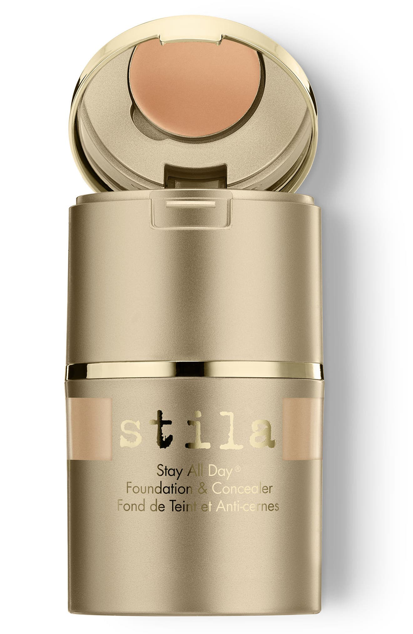 Stay All Day<sup>®</sup> Foundation & Concealer,                             Main thumbnail 1, color,                             Stay Ad Found Conc Bare 1