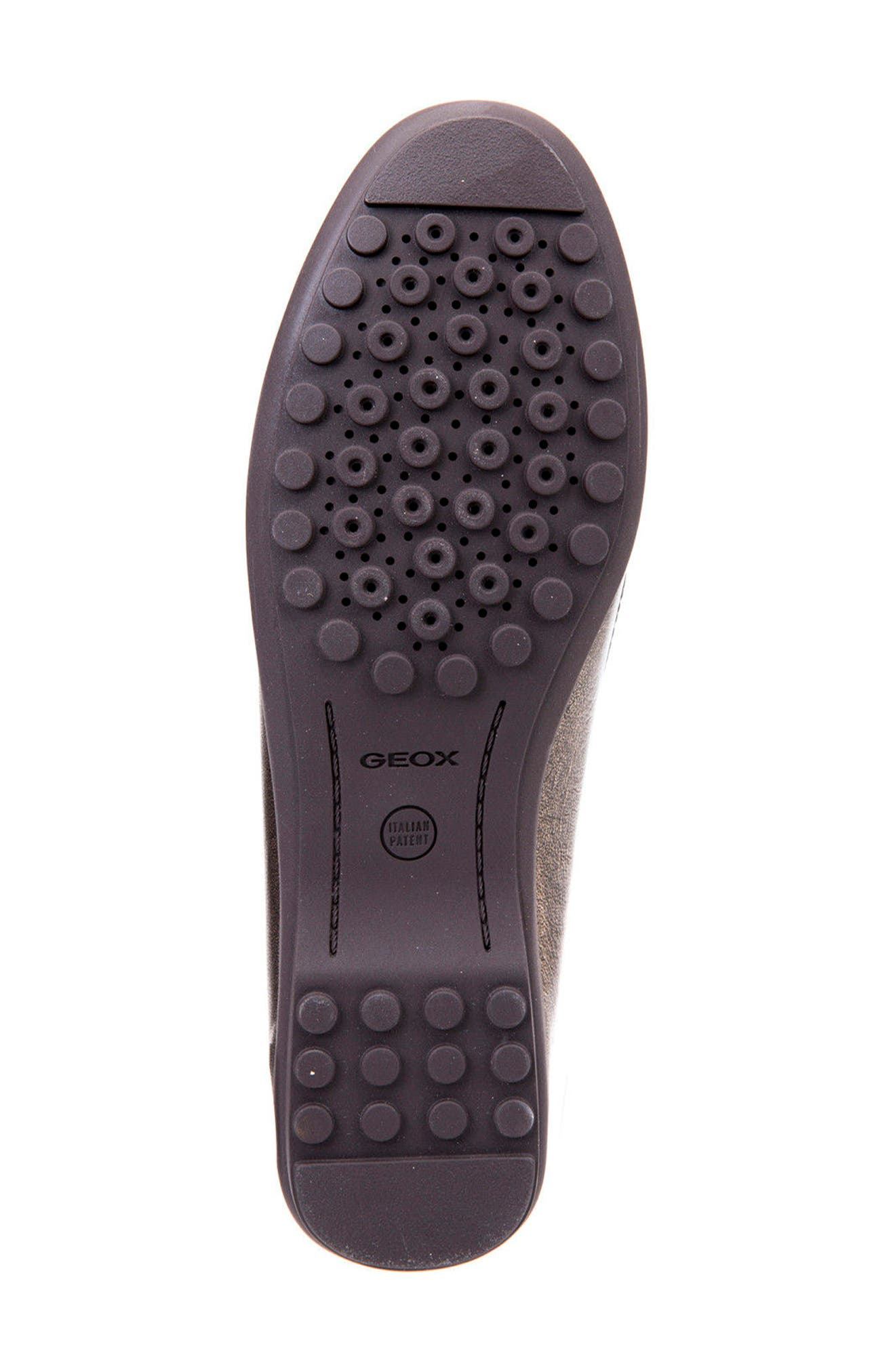 Alternate Image 6  - Geox Elidia 5 Penny Loafer (Women)