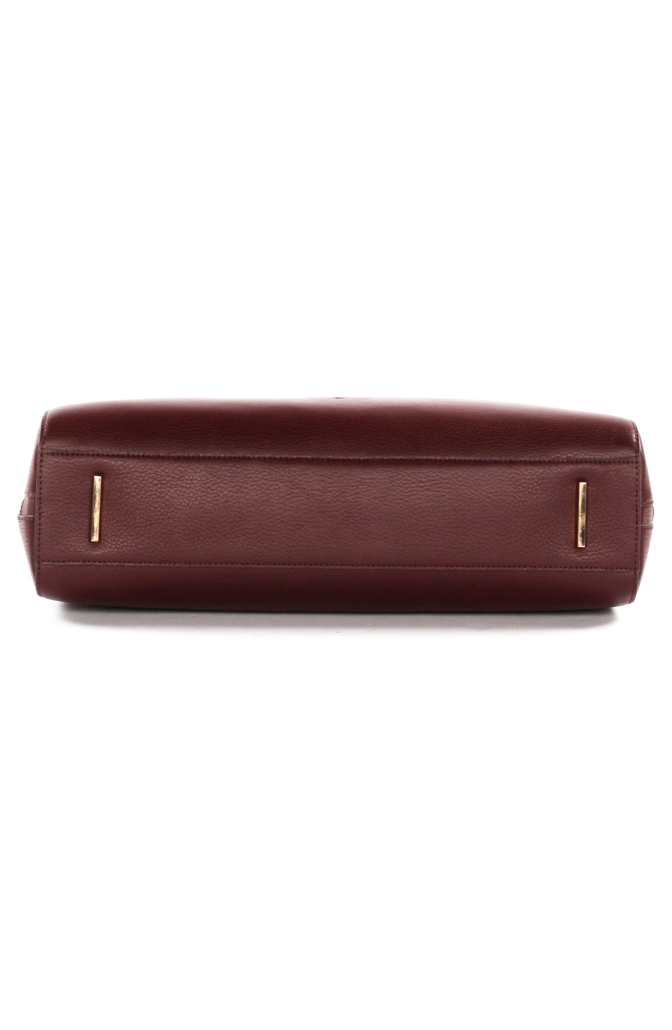 Alternate Image 5  - Céline Dion Triad Leather Satchel