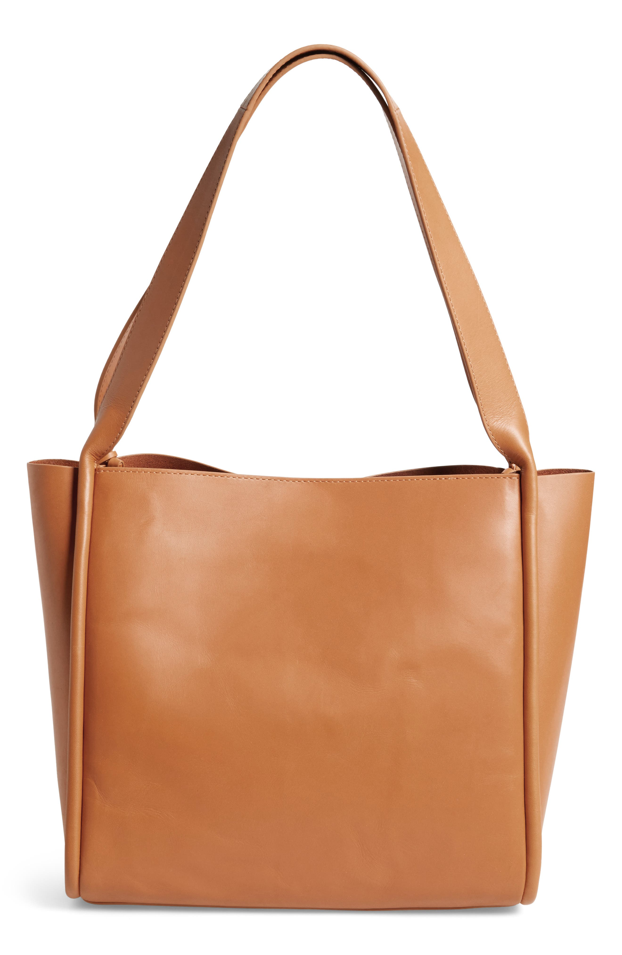 Alternate Image 3  - Skagen Karalie Leather Shoulder Bag