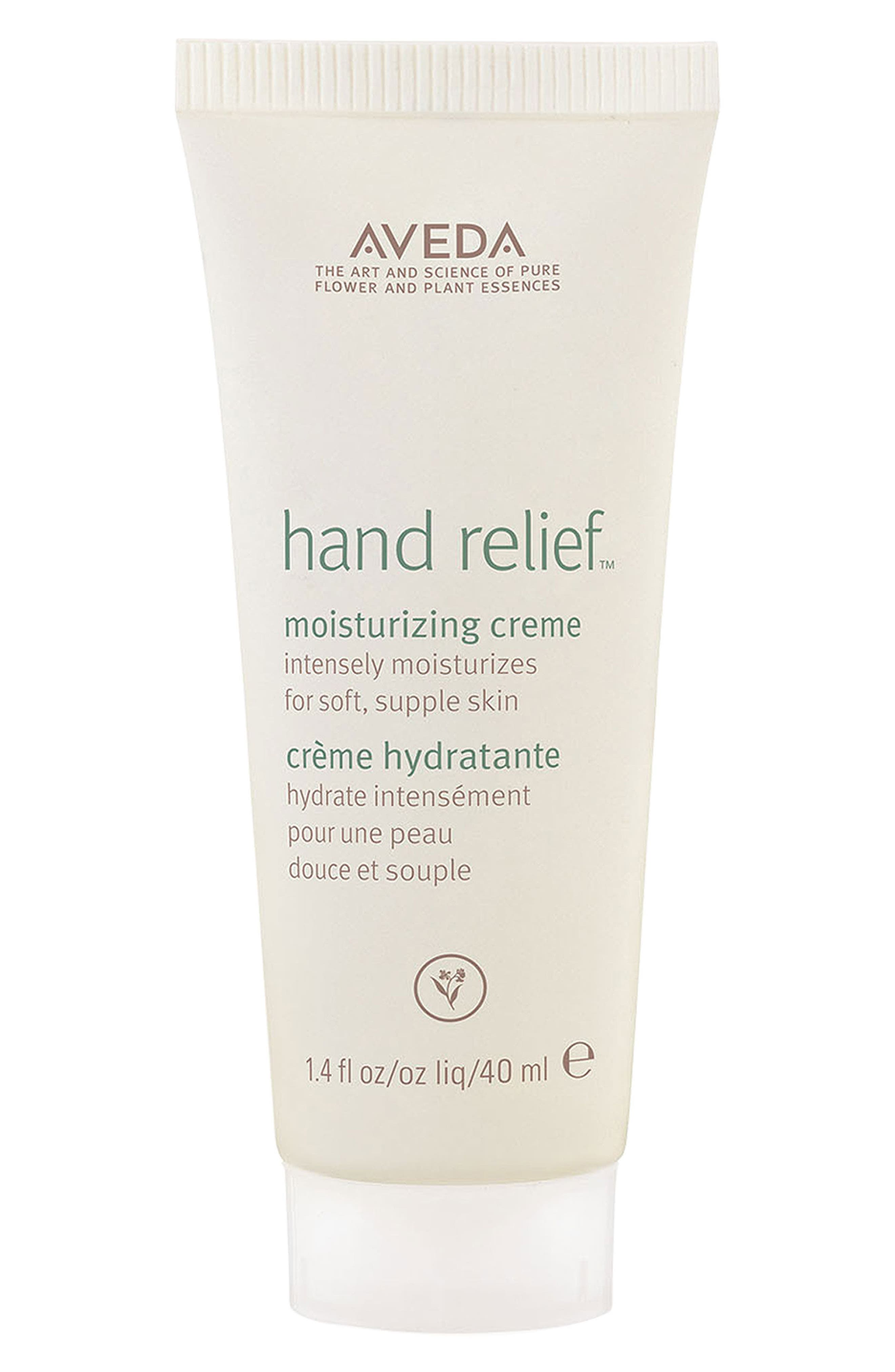 hand relief<sup>™</sup> Hand Cream,                         Main,                         color, No Color