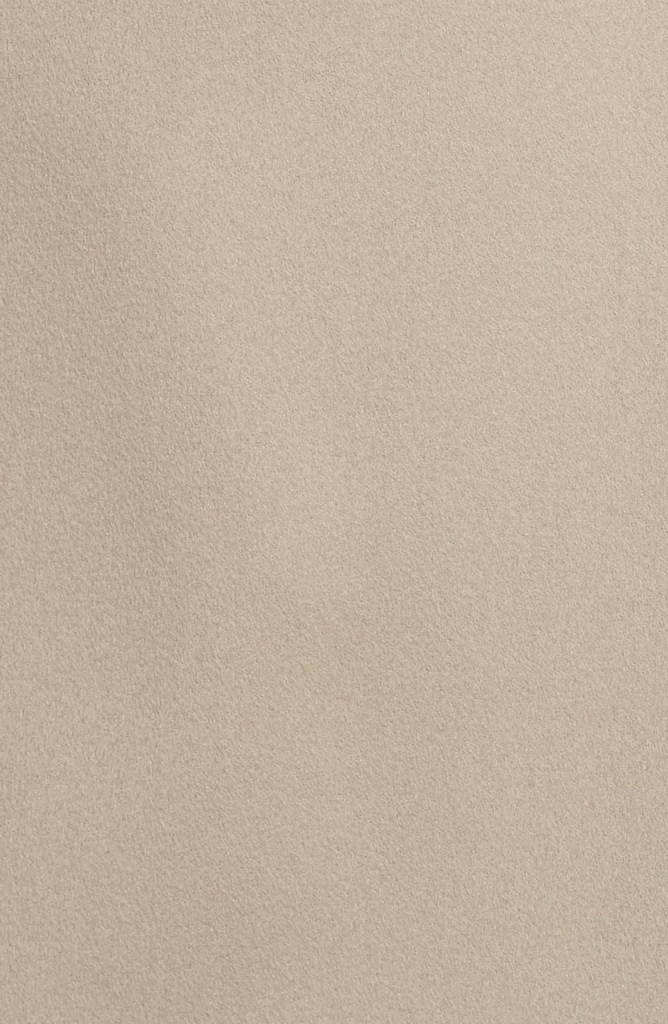 Alternate Image 5  - Fleurette 45 Loro Piana Wool Coat