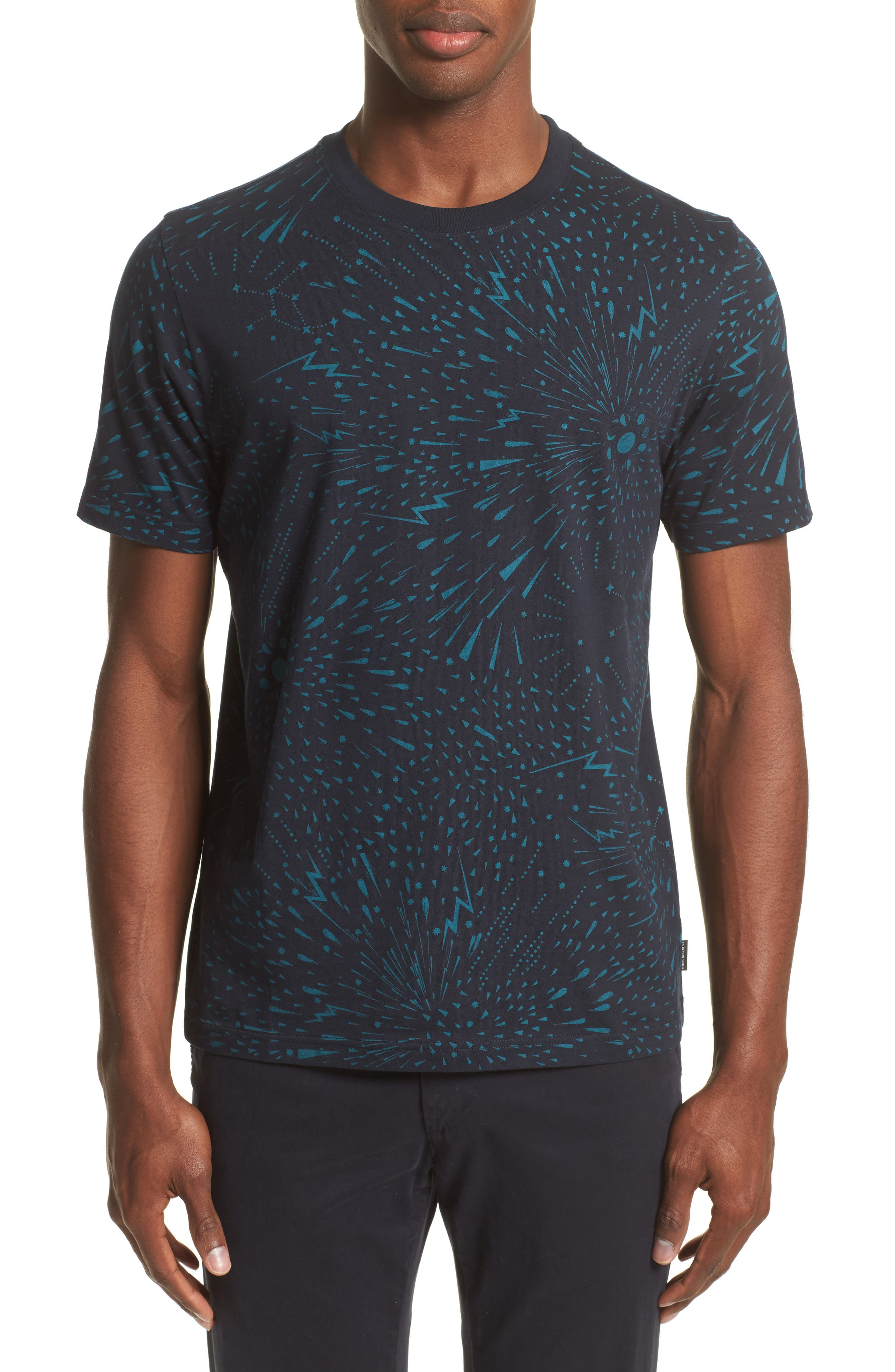 PS Paul Smith Starburst Graphic T-Shirt