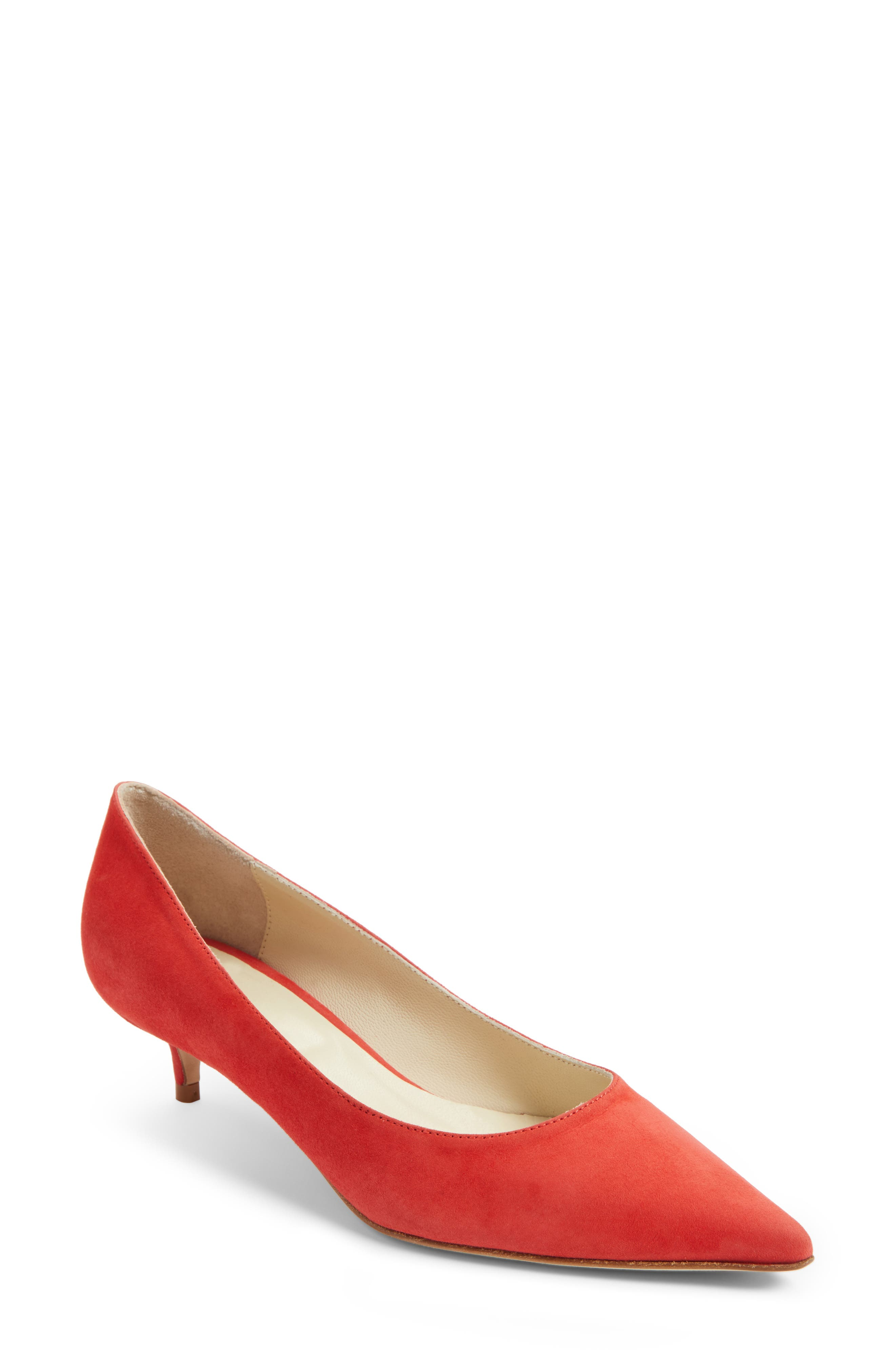 Alternate Image 1 Selected - Butter Born Pointy Toe Pump (Women)