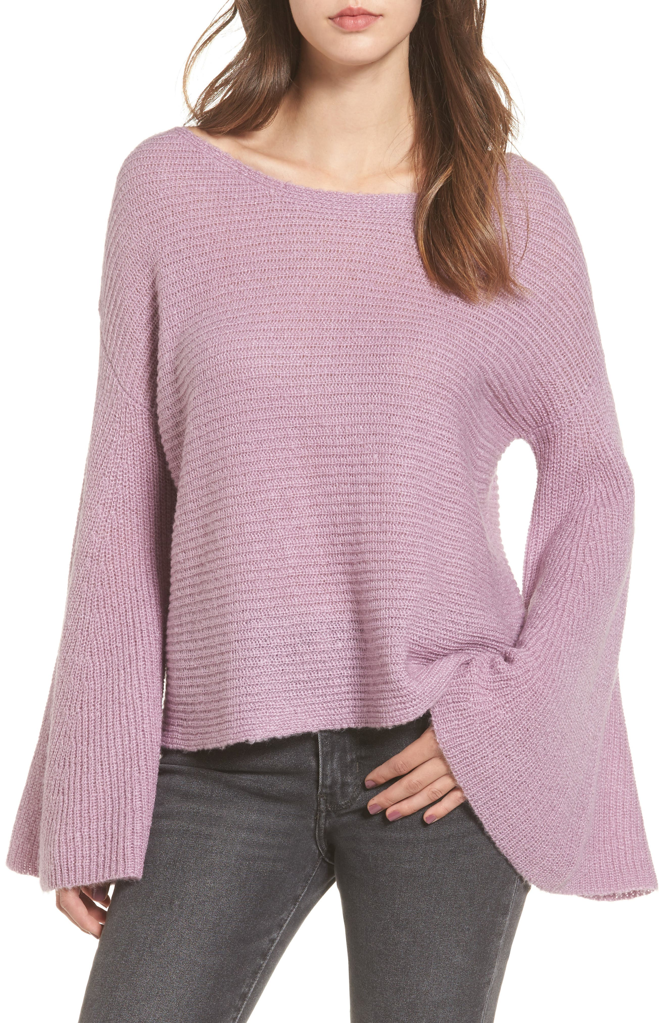 BP. Flare Sleeve Sweater