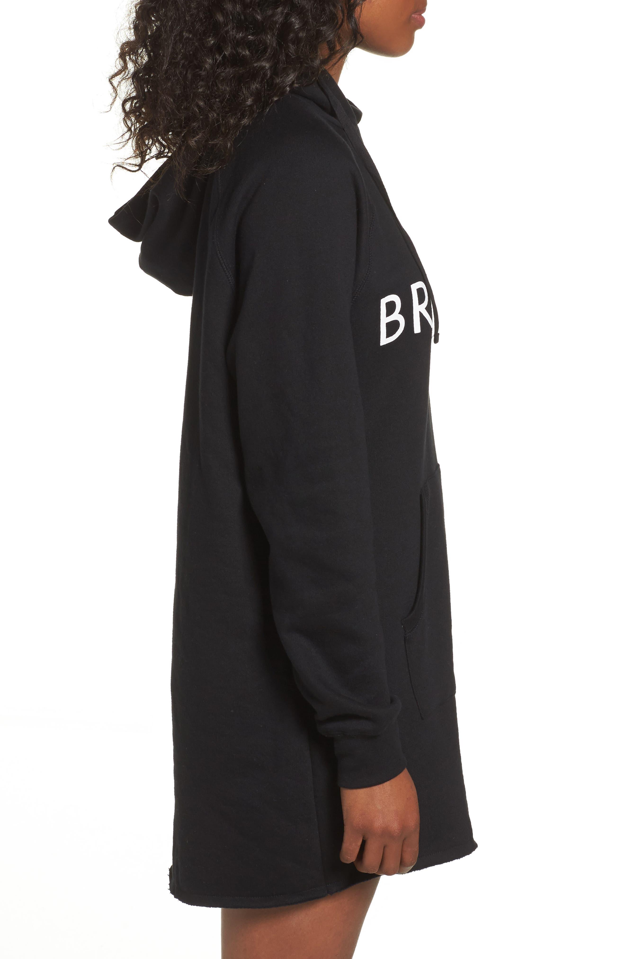 Alternate Image 3  - BRUNETTE the Label Brunette Long Hoodie