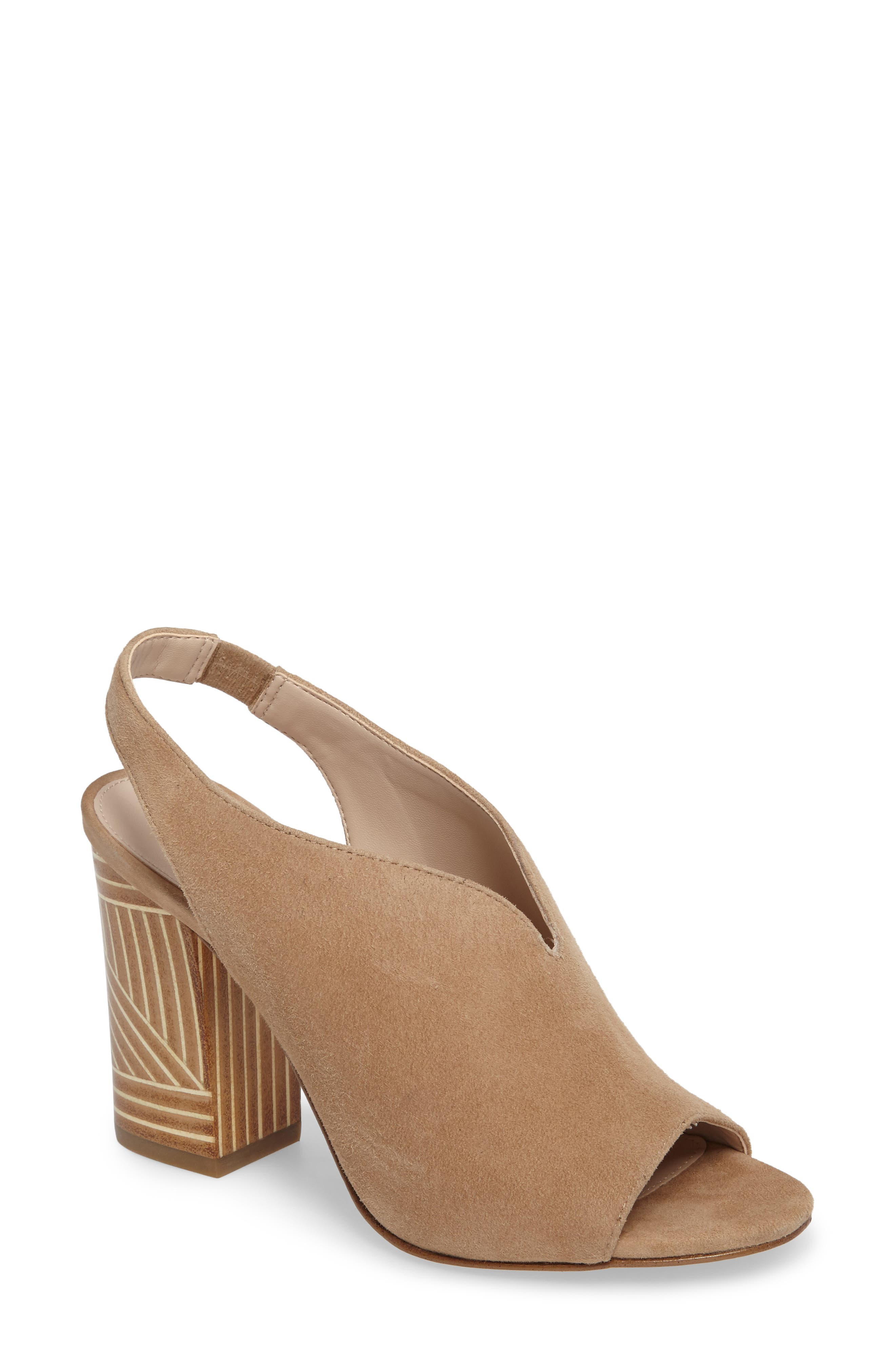 Alternate Image 1 Selected - Pelle Moda Madra Slingback Sandal (Women)
