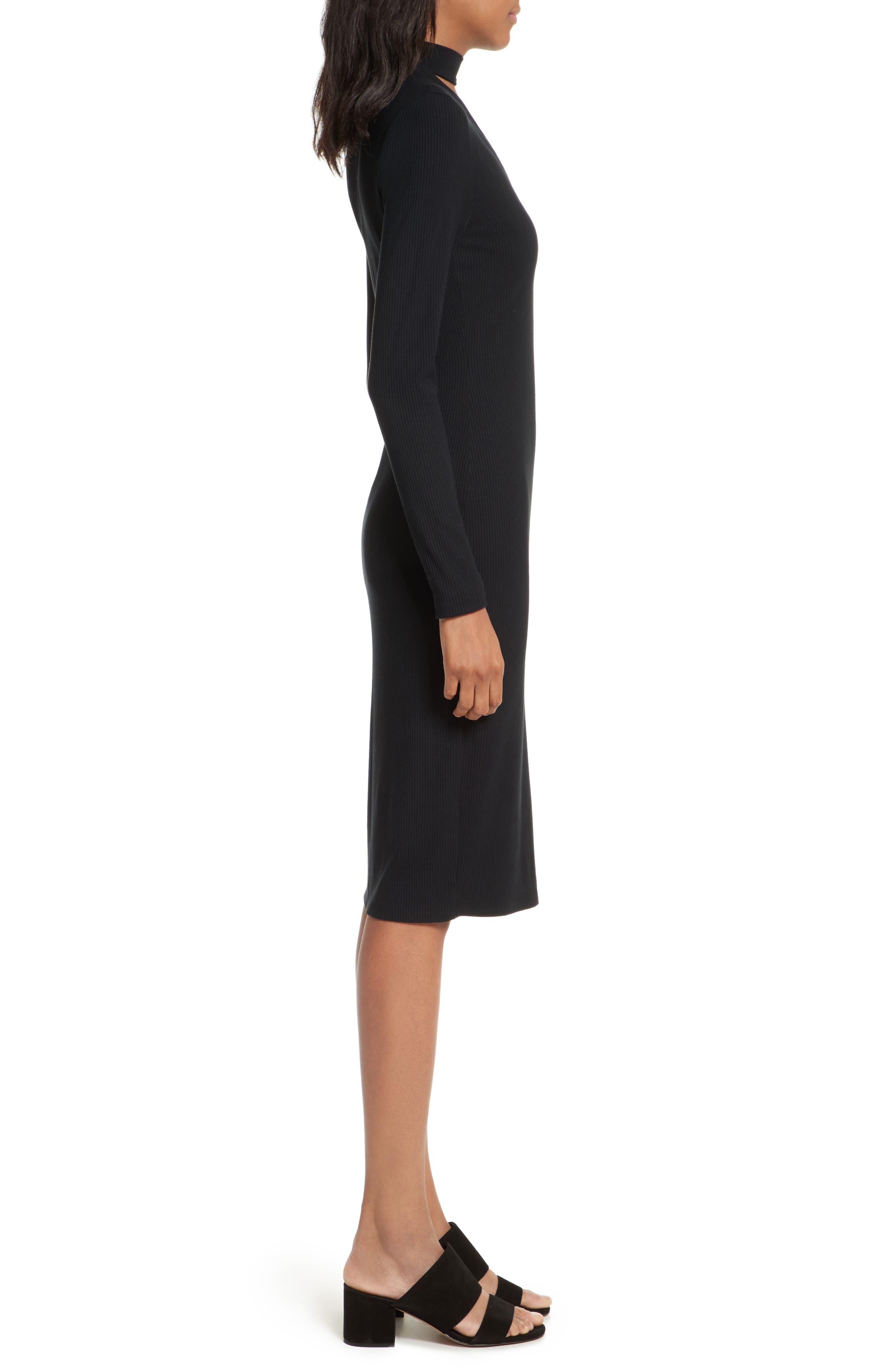 Alternate Image 3  - Rebecca Minkoff Lenni Choker Sheath Dress