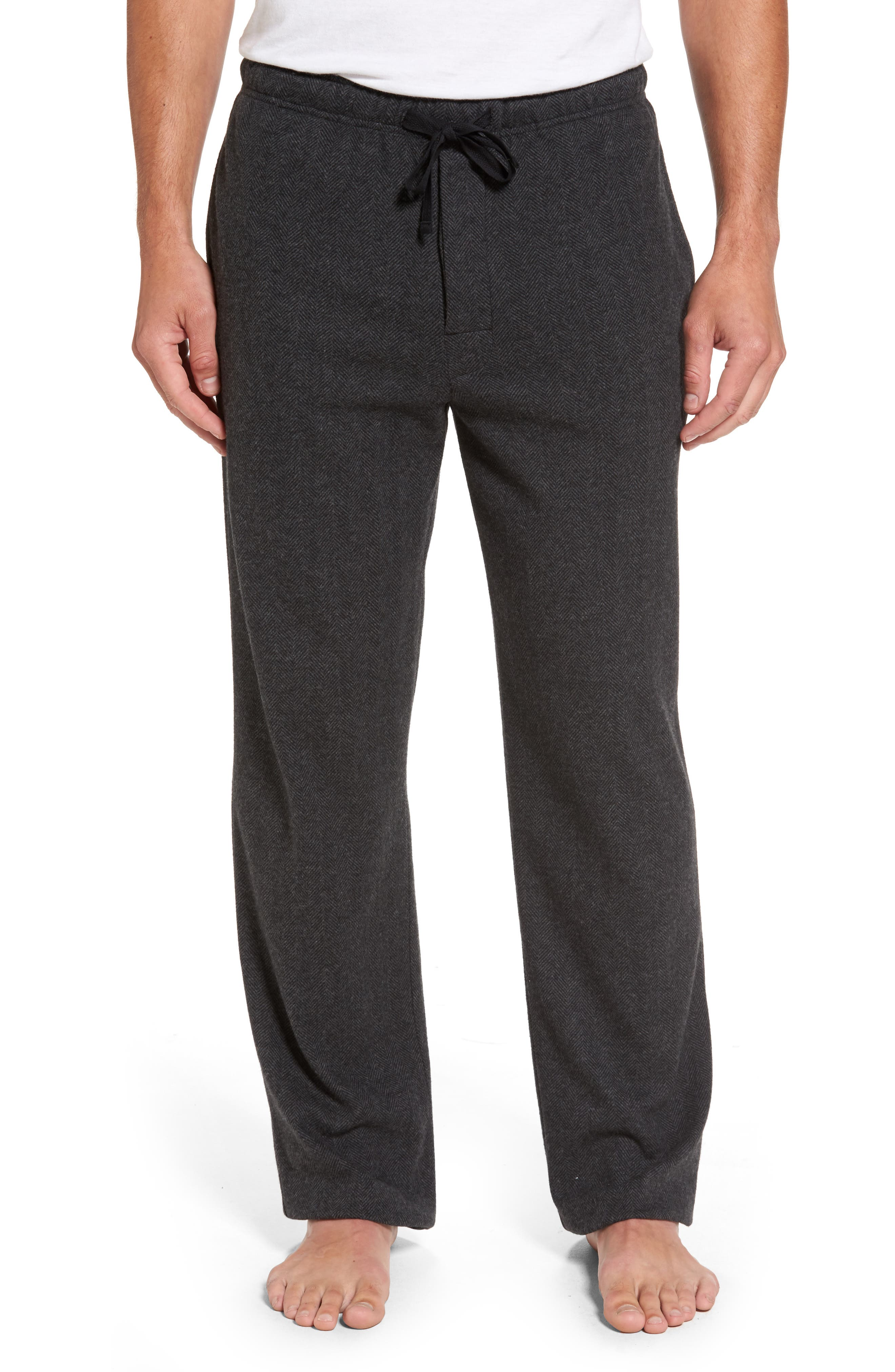 Grayson Lounge Pants,                         Main,                         color, Charcoal