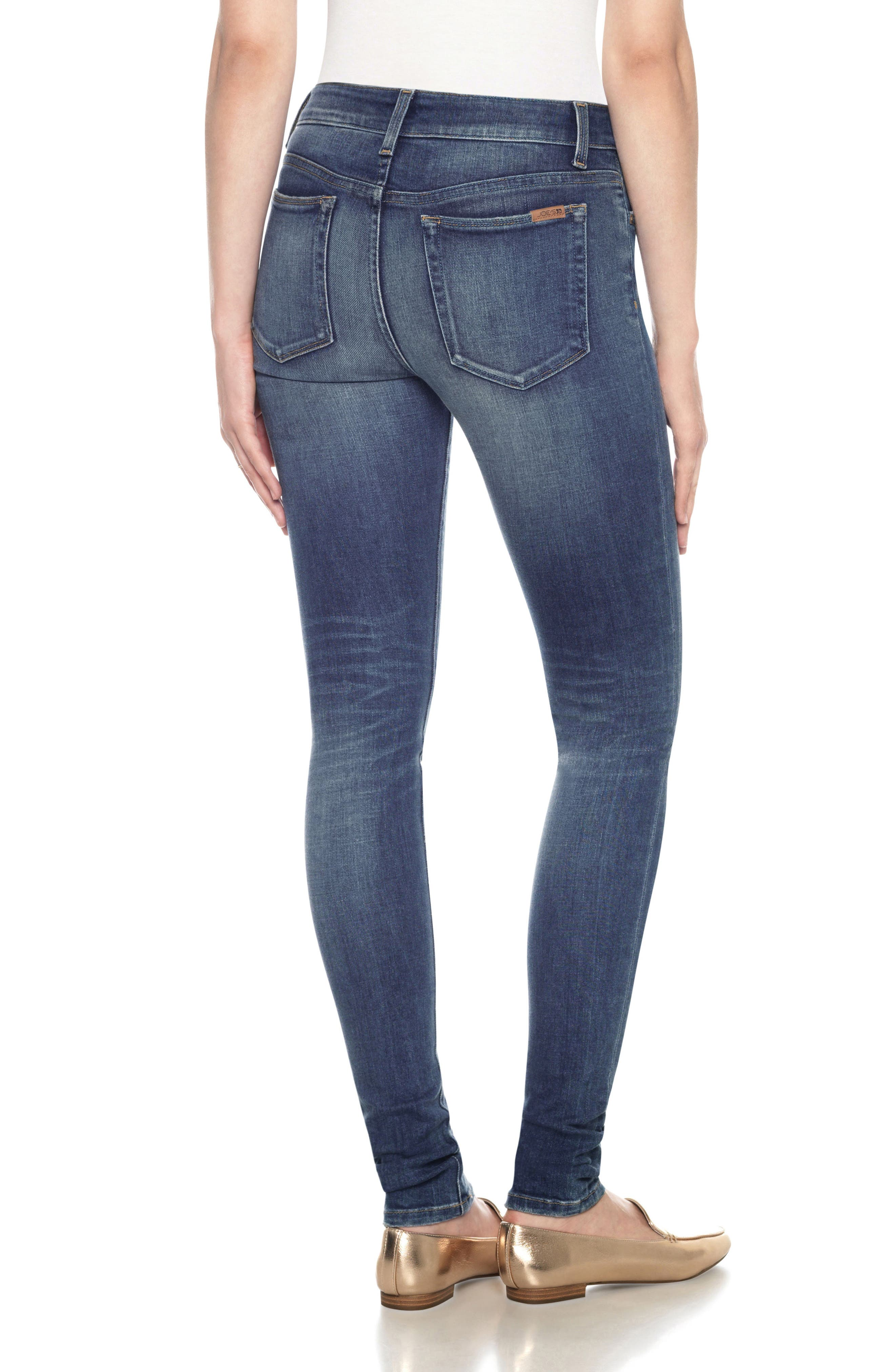 Twiggy Skinny Jeans,                             Alternate thumbnail 2, color,                             Kinney