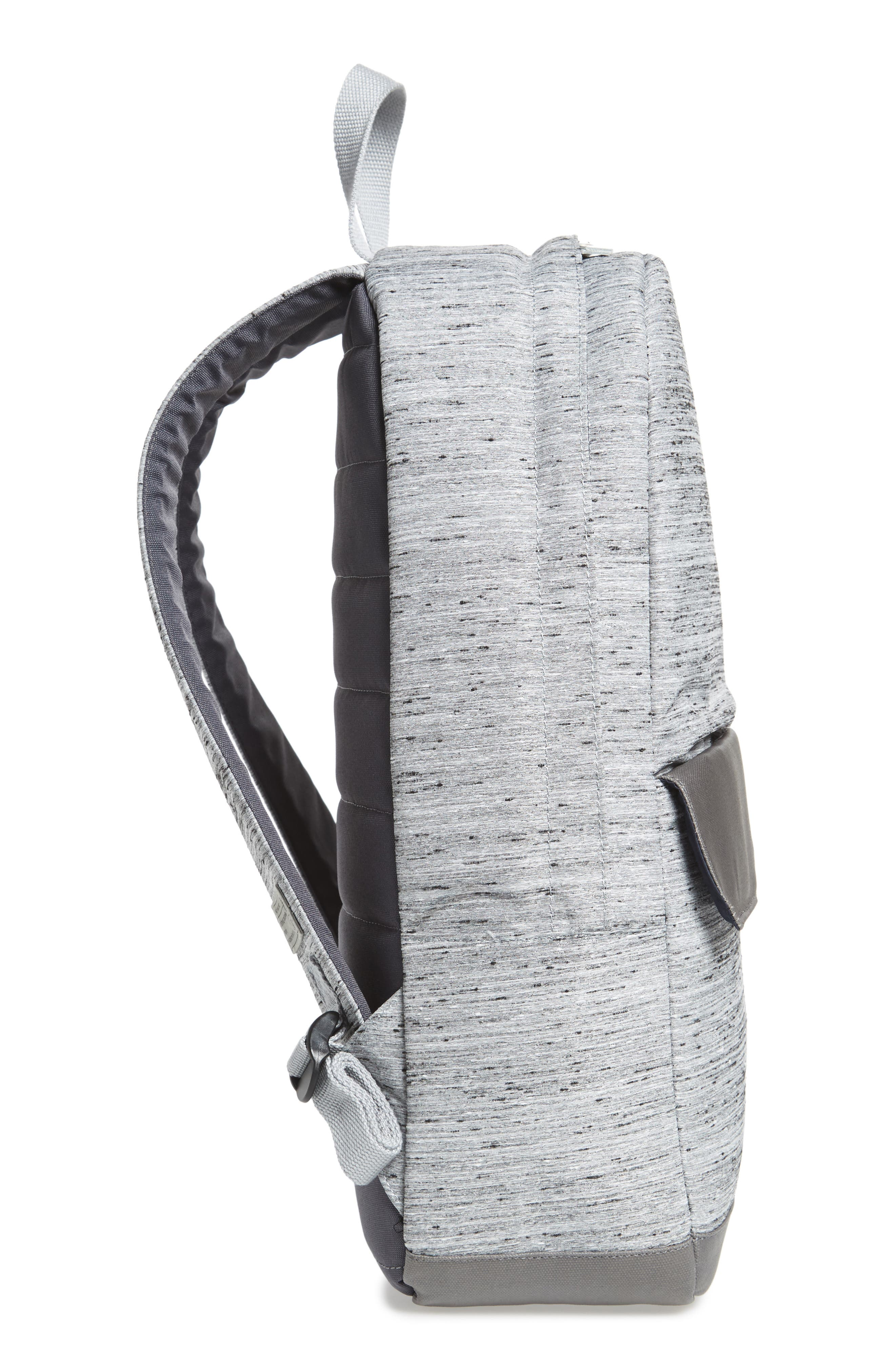 'Echo' Backpack,                             Alternate thumbnail 5, color,                             Annex Grey Slub