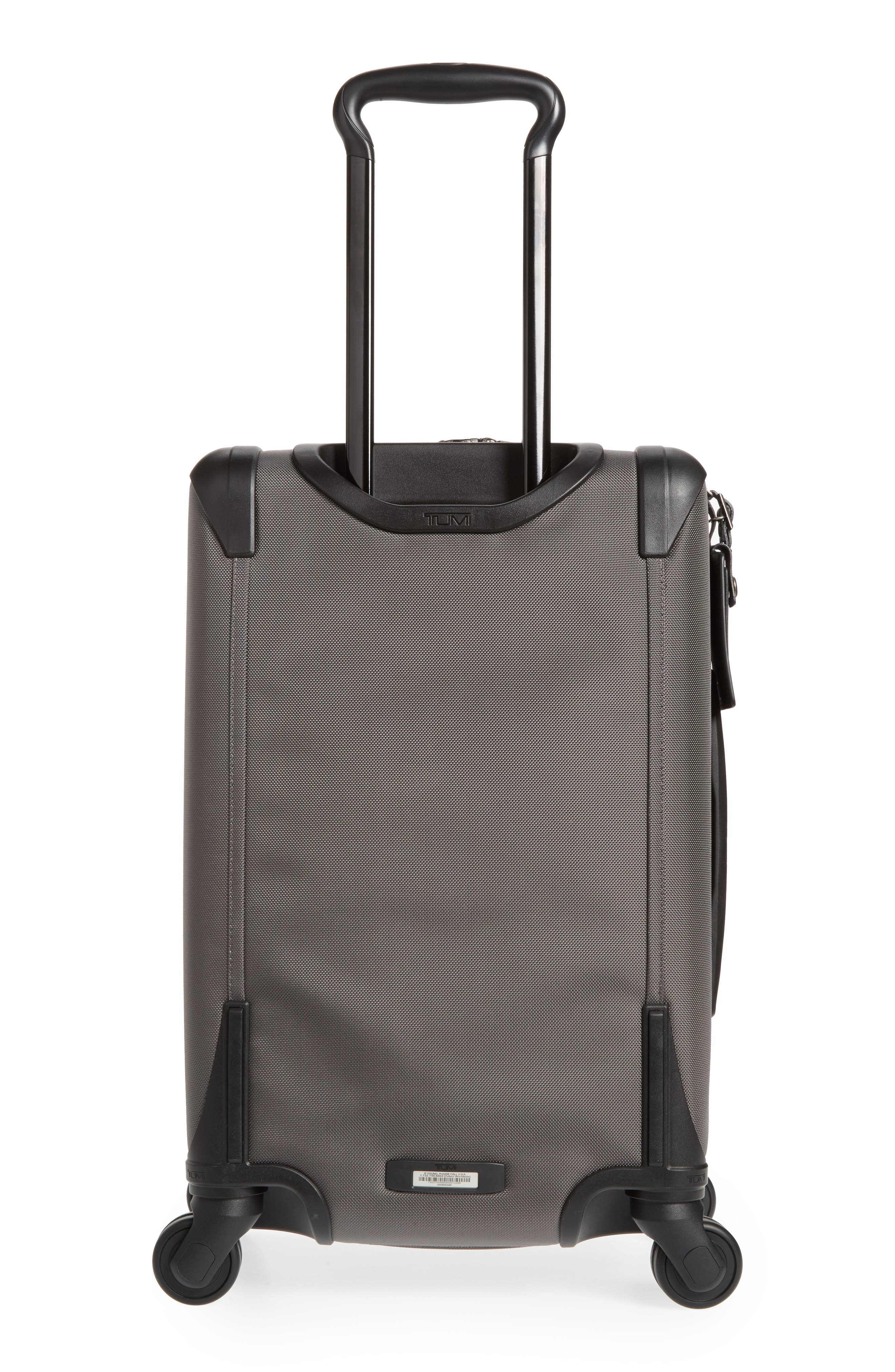 Alpha Bravo Rolling 22-Inch Carry-On,                             Alternate thumbnail 3, color,                             Castle Grey