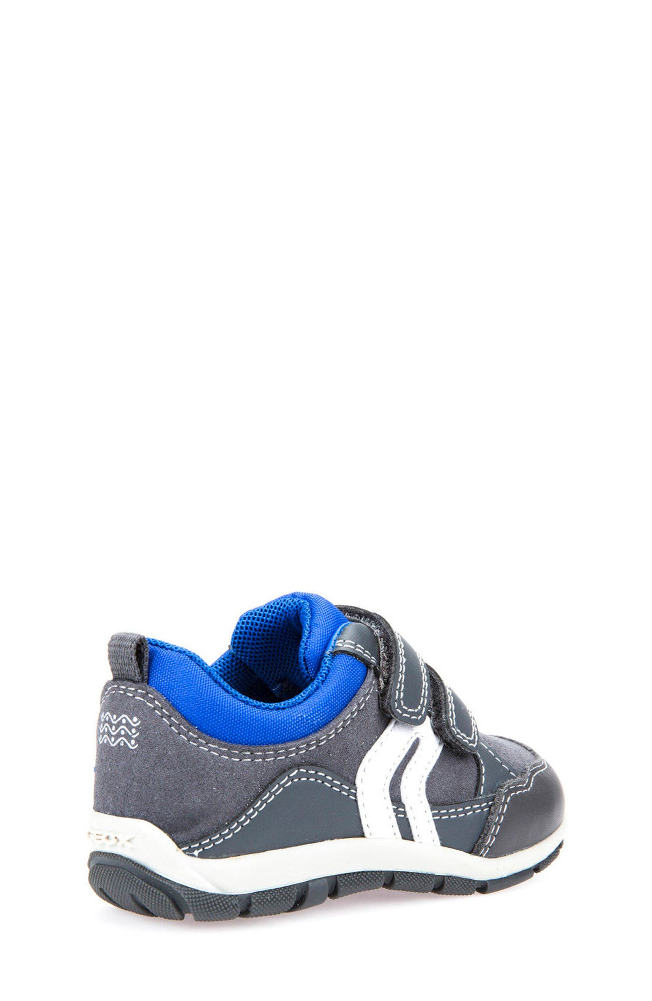 'Shaax 9' Sneaker,                             Alternate thumbnail 2, color,                             Grey/ Royal