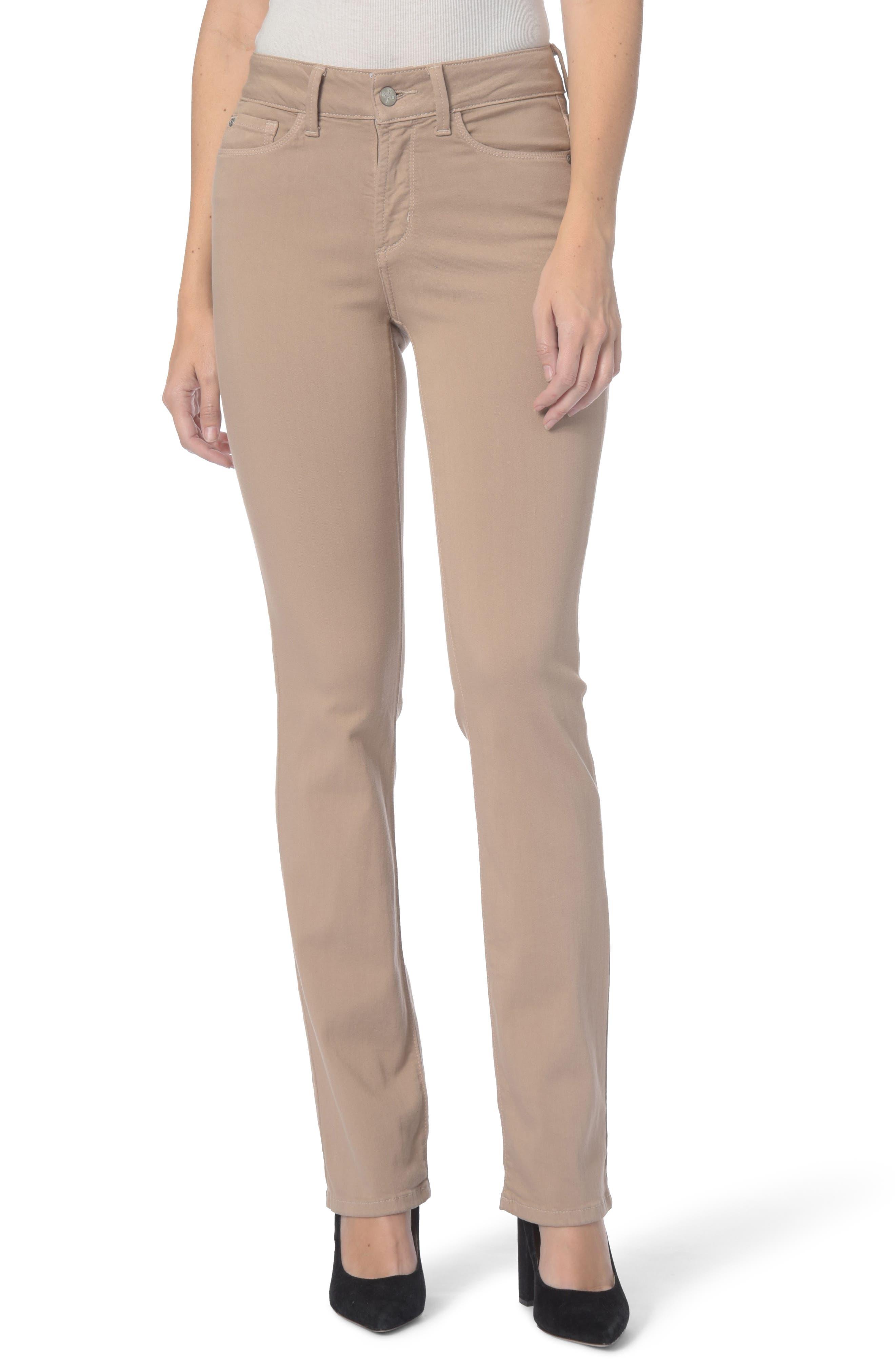 Beige Pants For Women NJANdzis