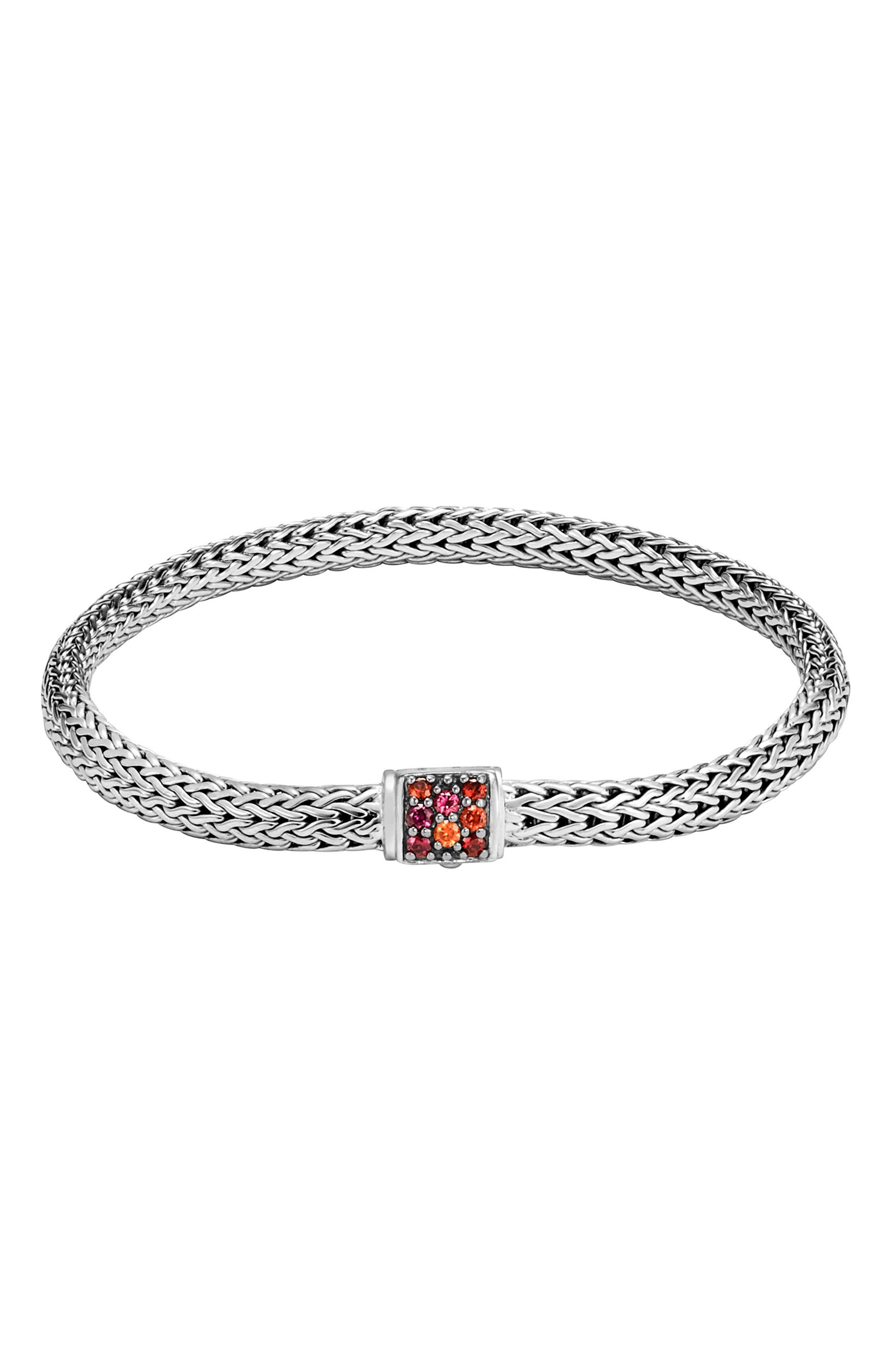 Main Image - John Hardy Classic Chain Extra Small Bracelet