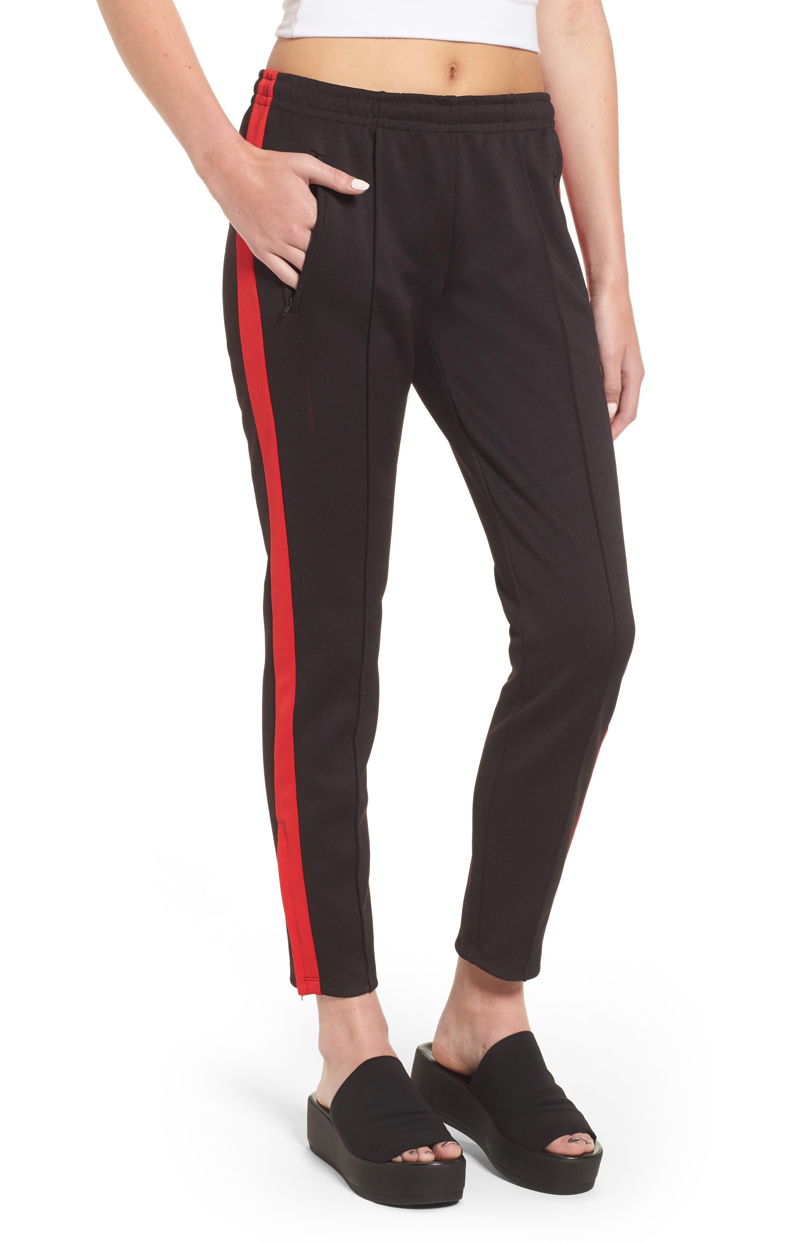 ARRIVE Nico Stripe Track Pants