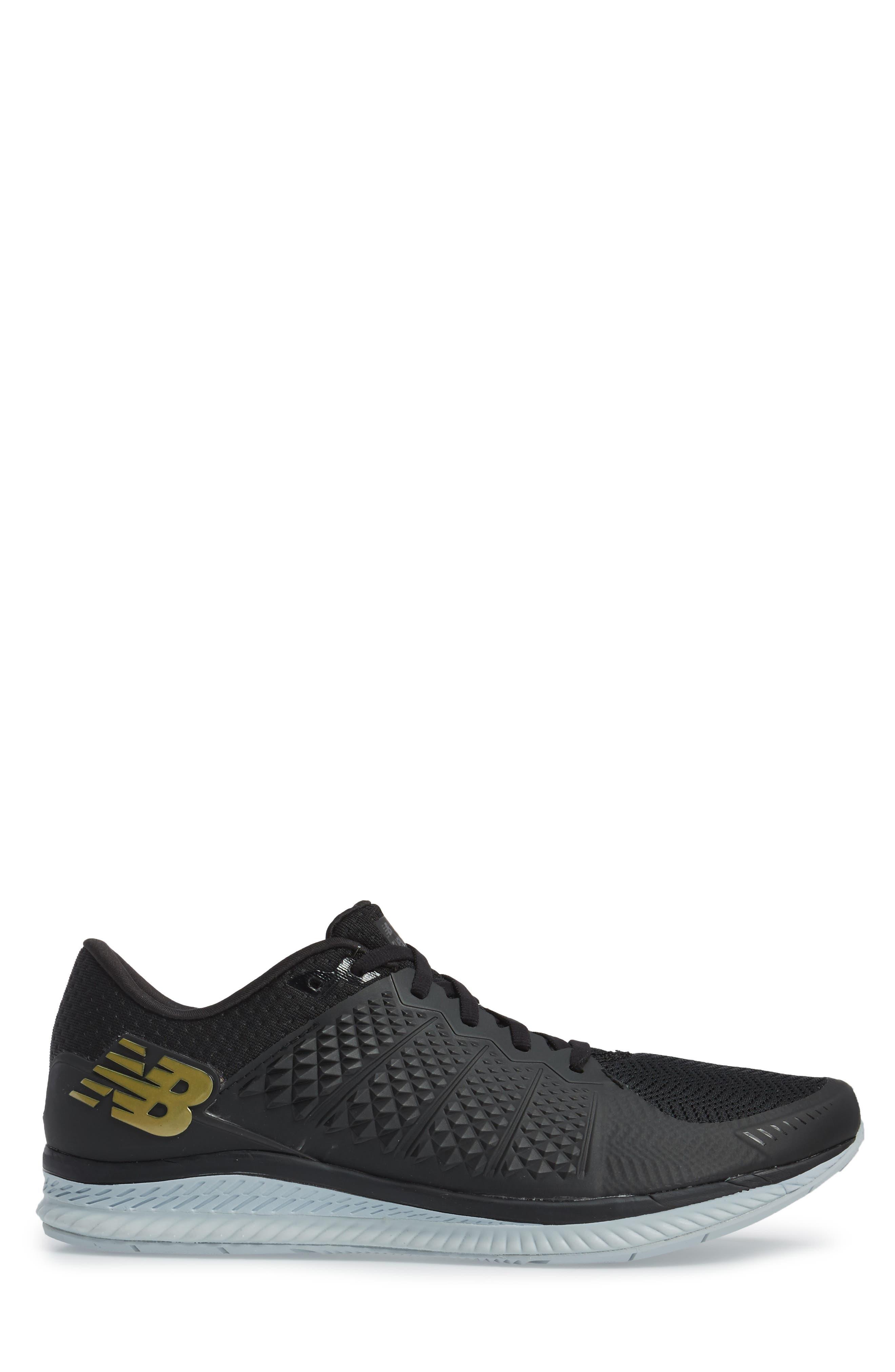 Vazee Fuel Cell Running Shoe,                             Alternate thumbnail 3, color,                             Black