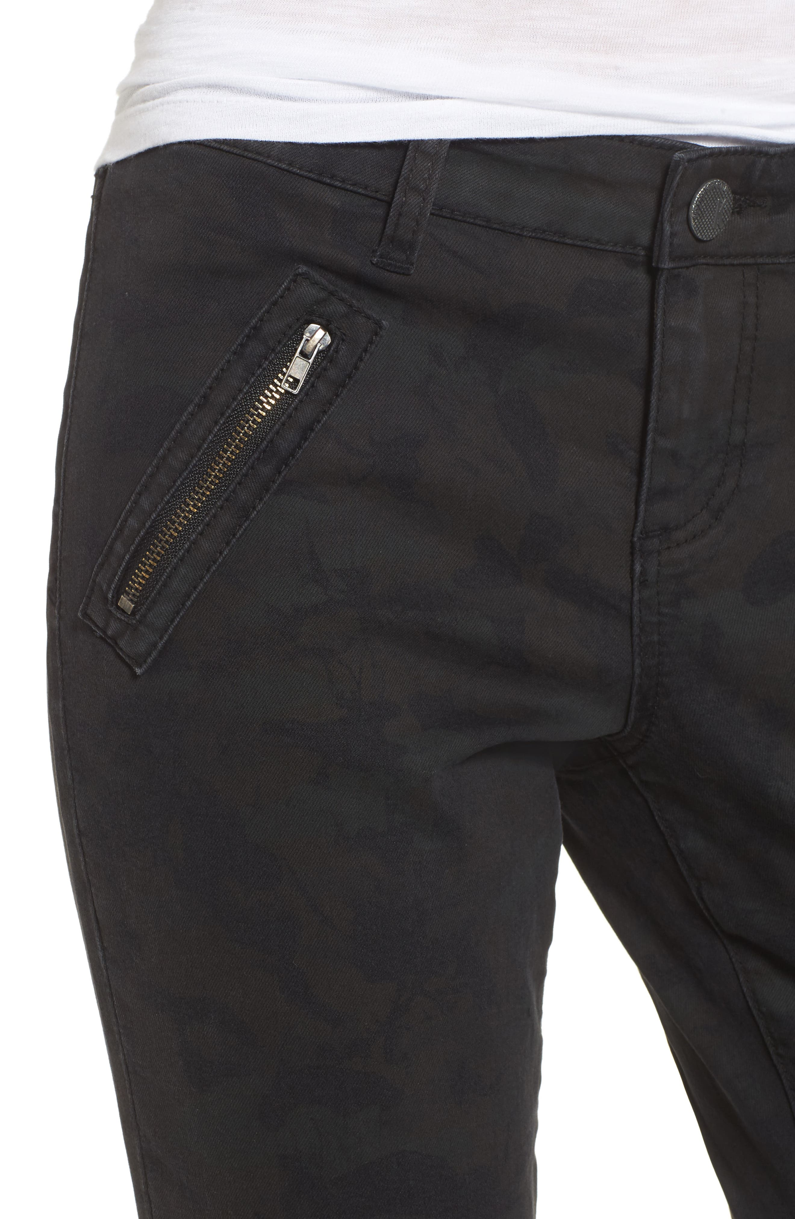 Alternate Image 4  - KUT from the Kloth Connie Skinny Ankle Jeans
