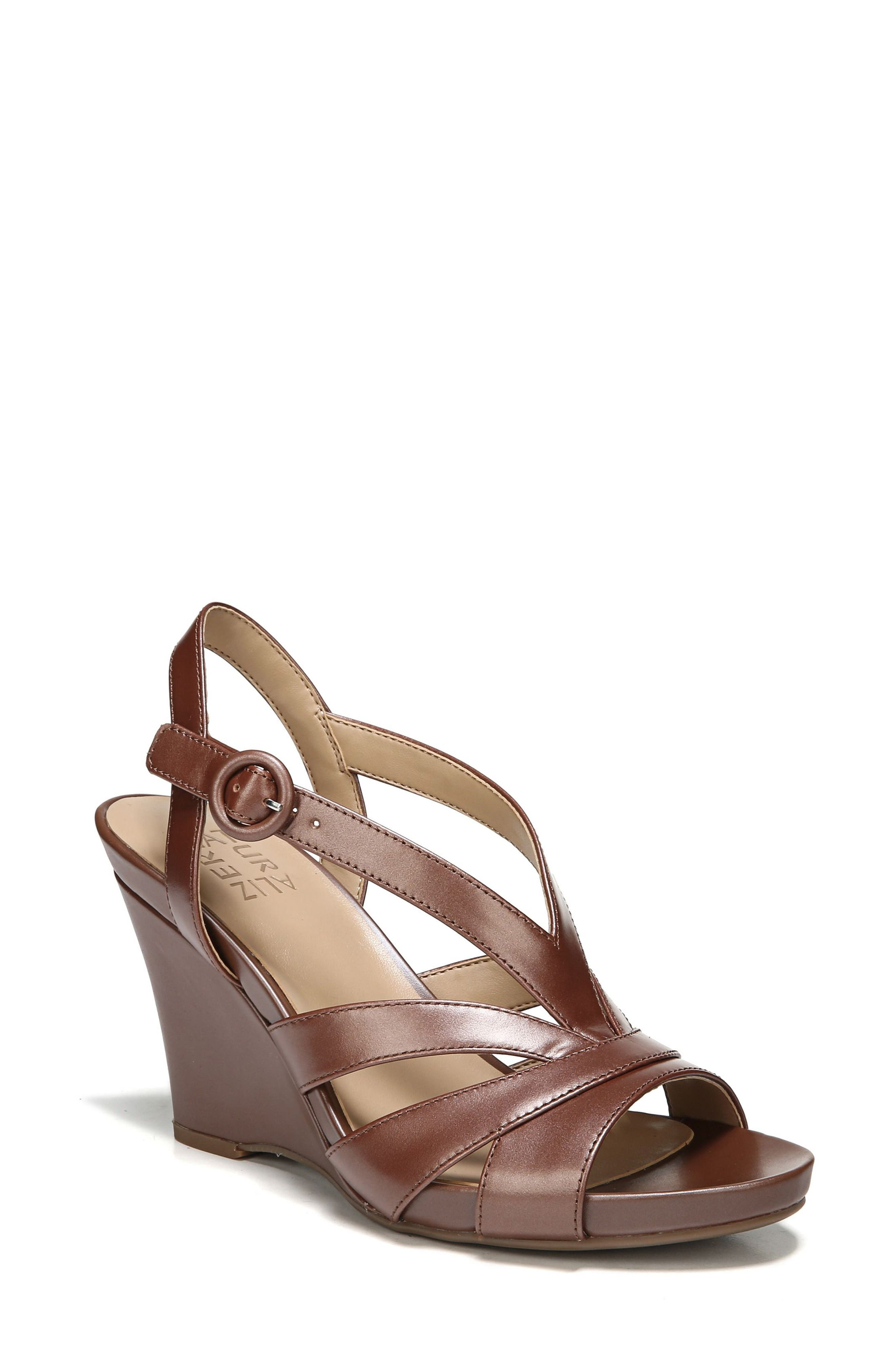 Naturalizer Brandy Wedge Sandal (Women)