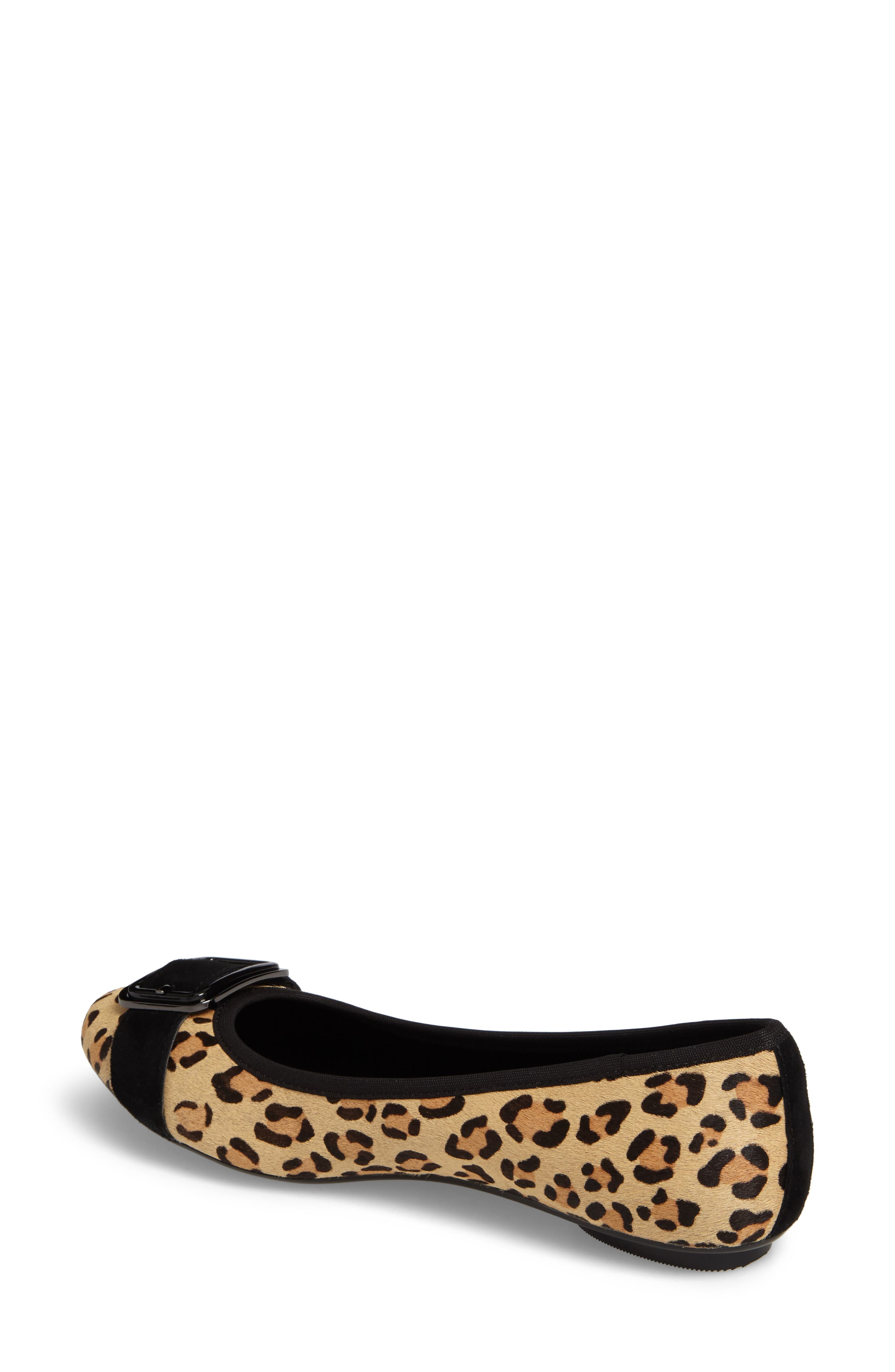 Alternate Image 2  - VANELi Solana Buckle Flat (Women)