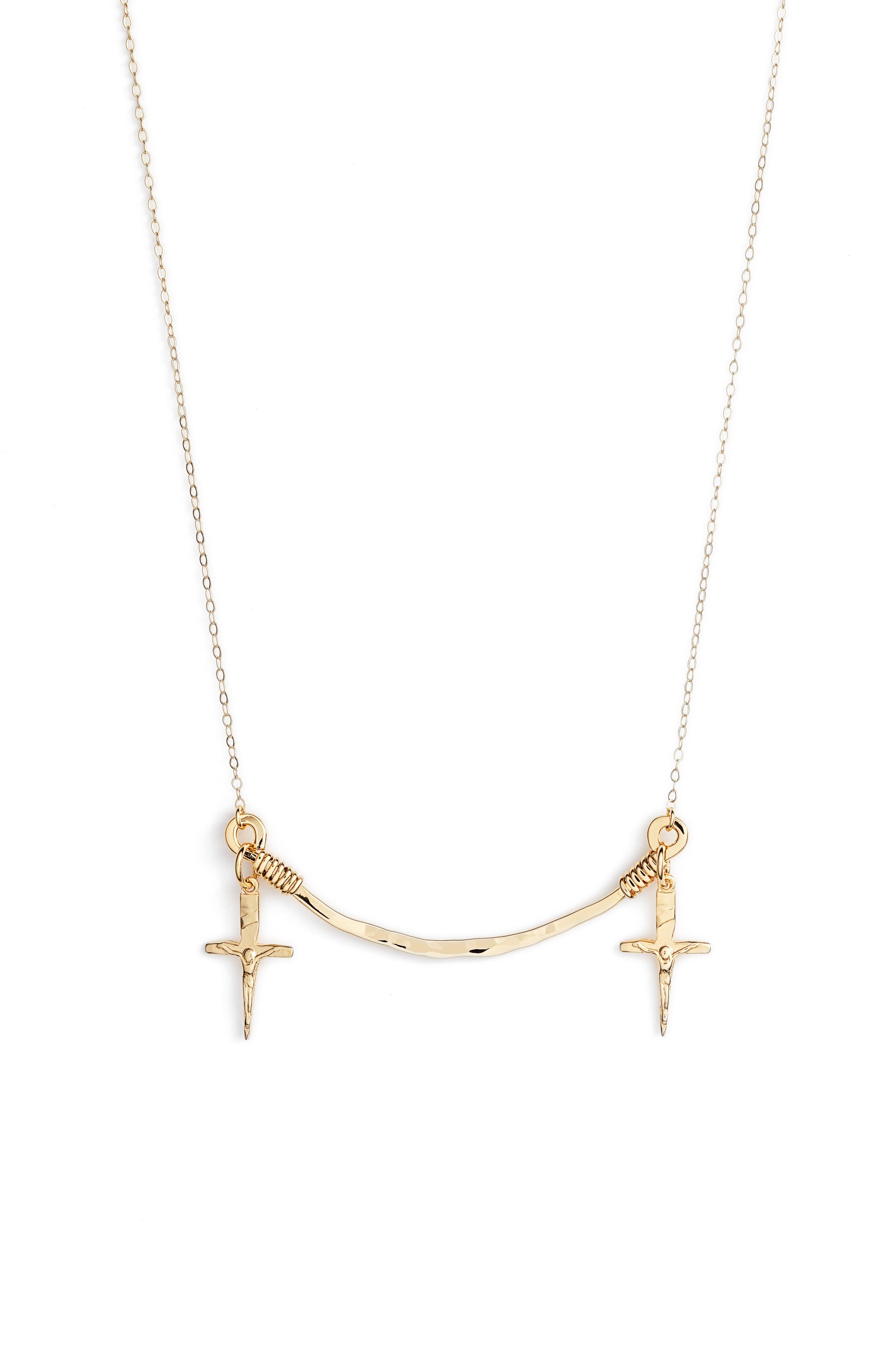 Main Image - Britt Bolton Frontal Necklace