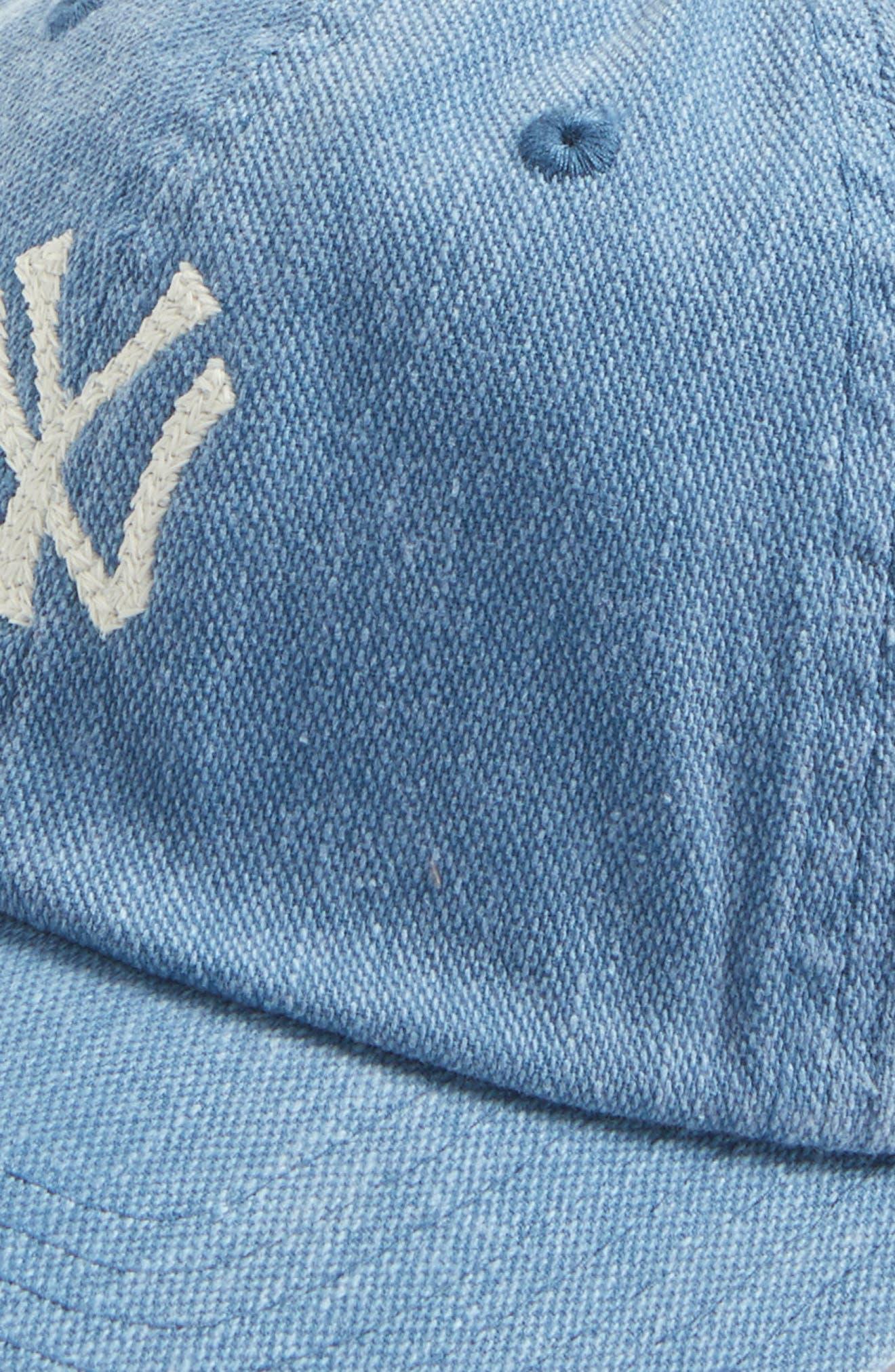 Alternate Image 3  - American Needle Danbury New York Yankees Baseball Cap