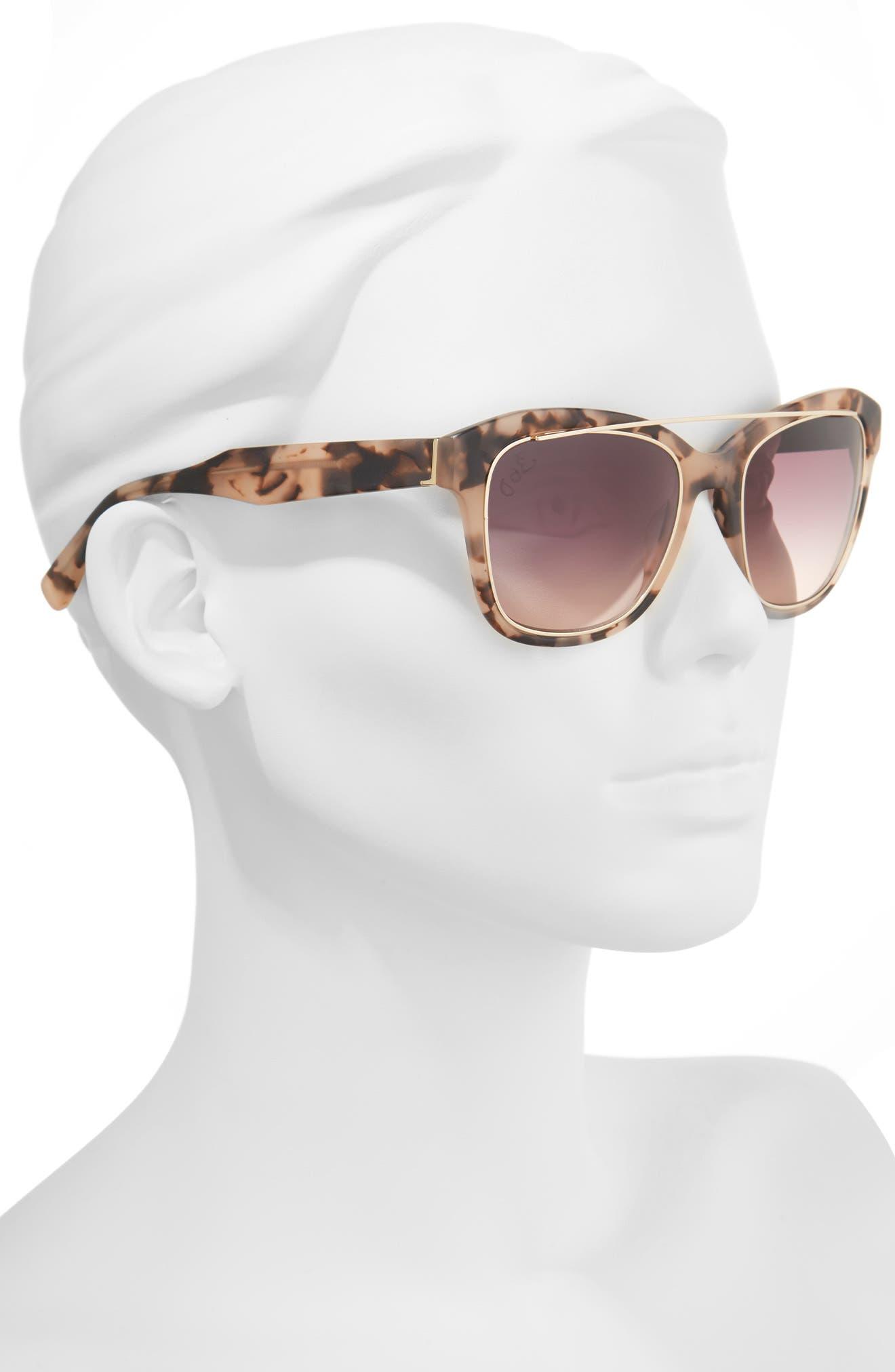 Alternate Image 2  - Derek Lam Hudson 52mm Gradient Sunglasses