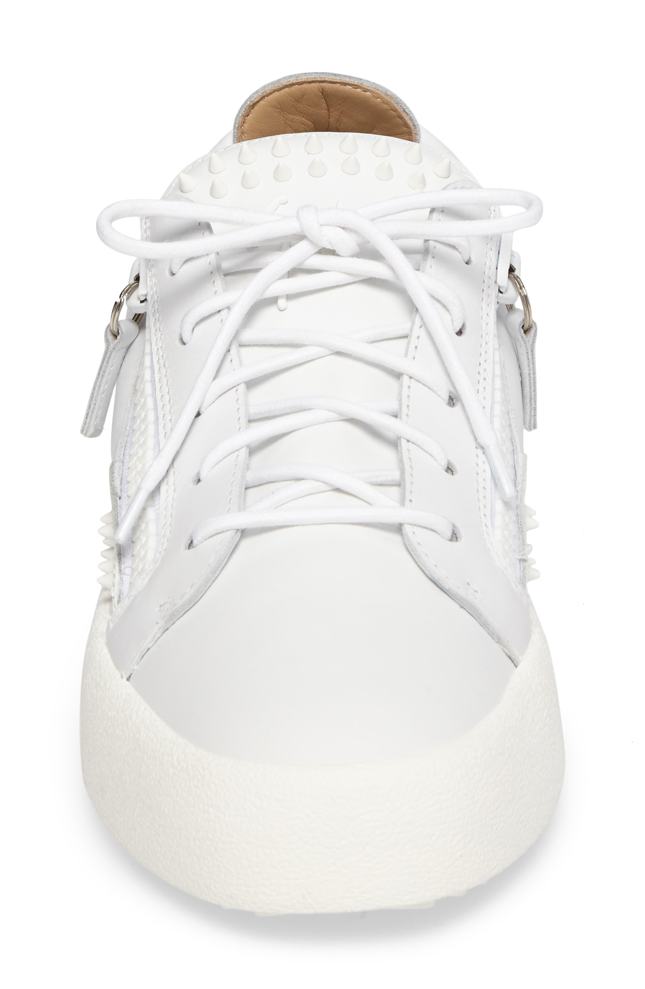 Alternate Image 4  - Giuseppe Zanotti Low-Top Sneaker (Men)