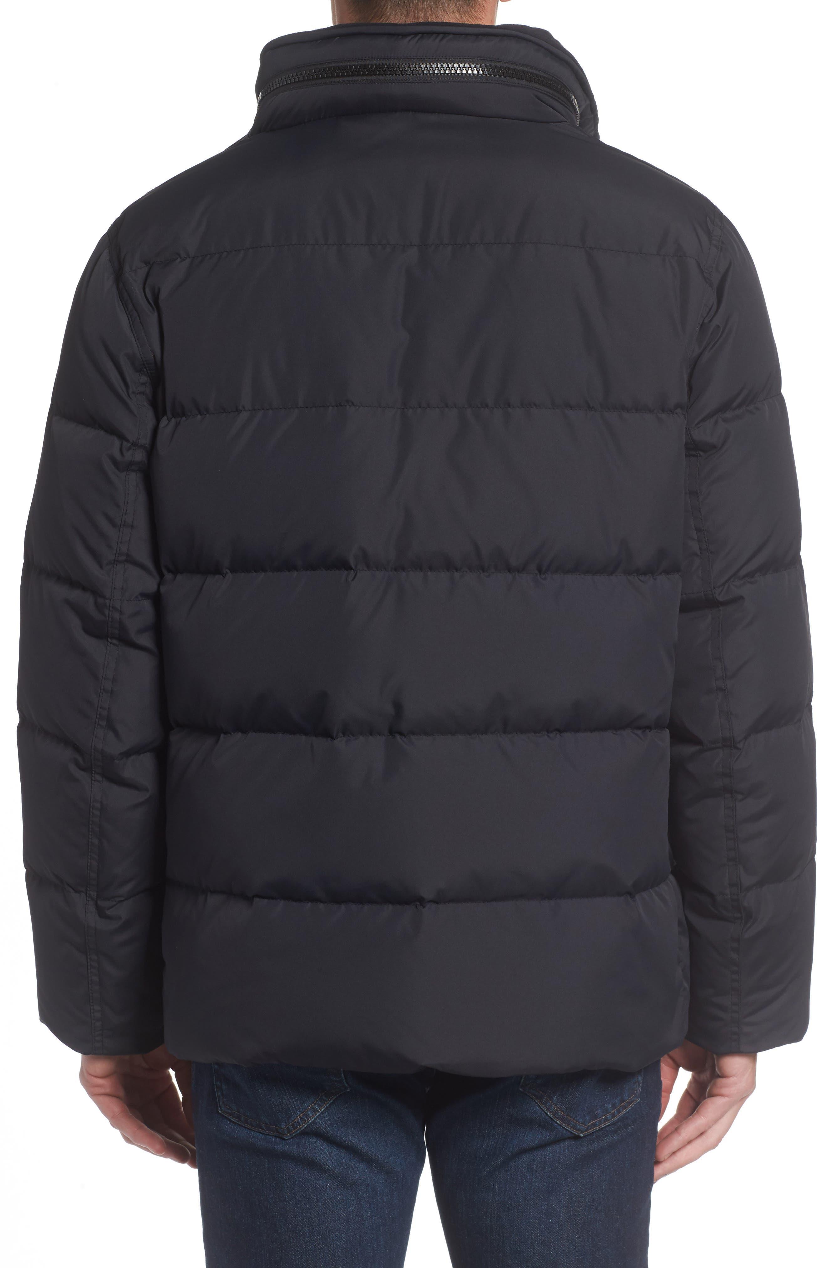 Mrc black parka jacket