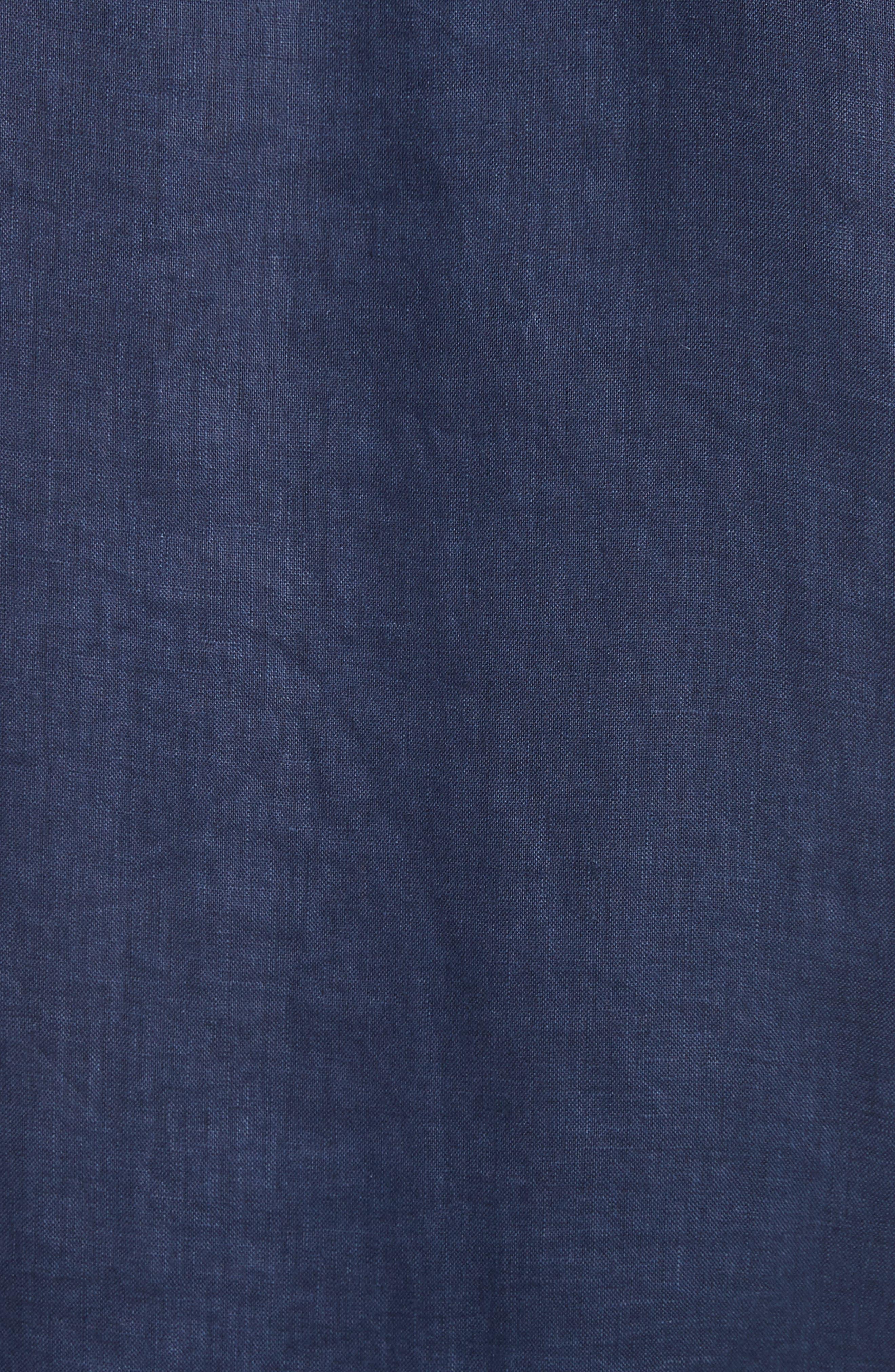 Alternate Image 5  - ONIA Jack Linen Sport Shirt