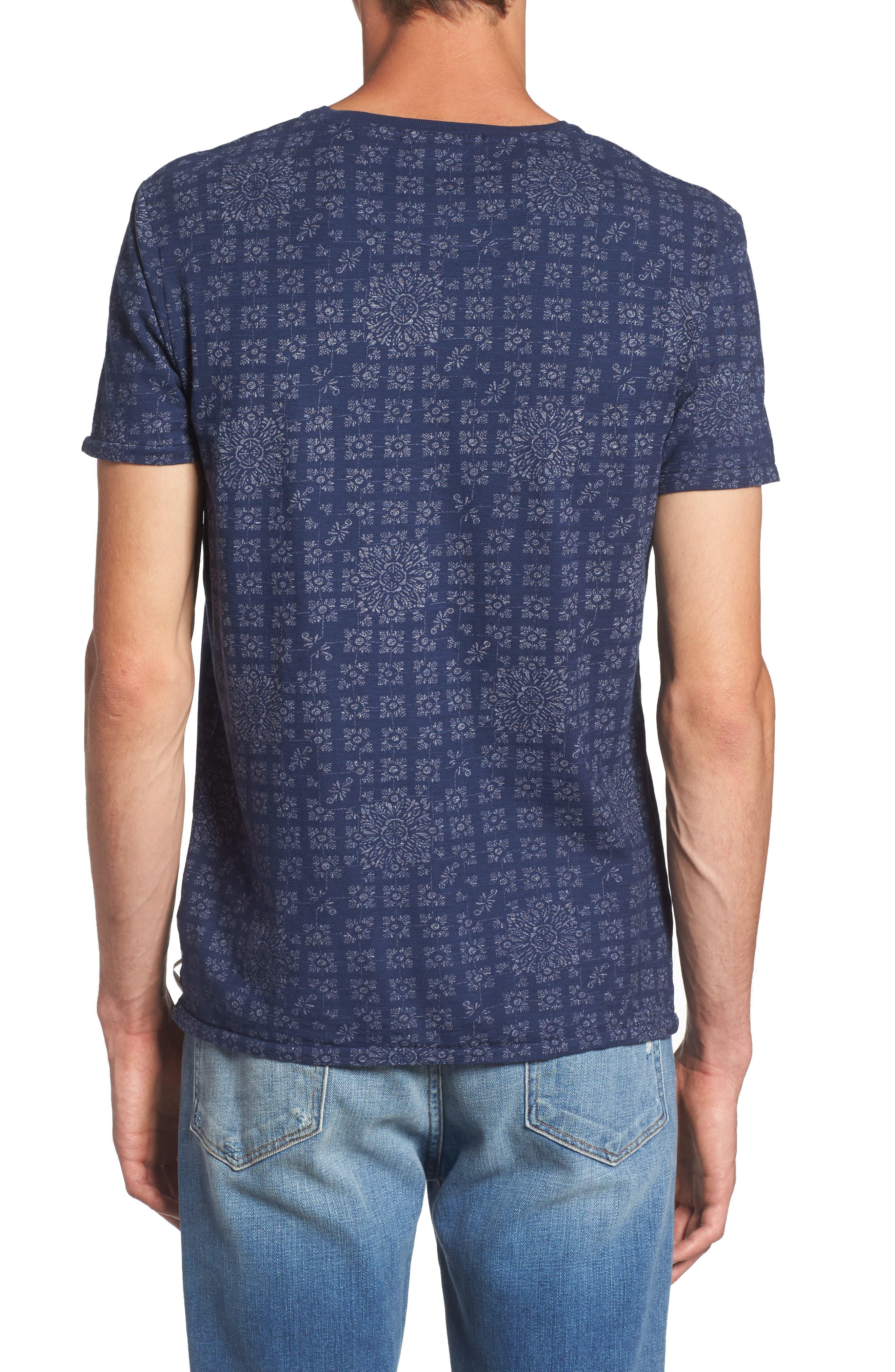 AMS Graphic T-Shirt,                             Alternate thumbnail 2, color,                             Combo D